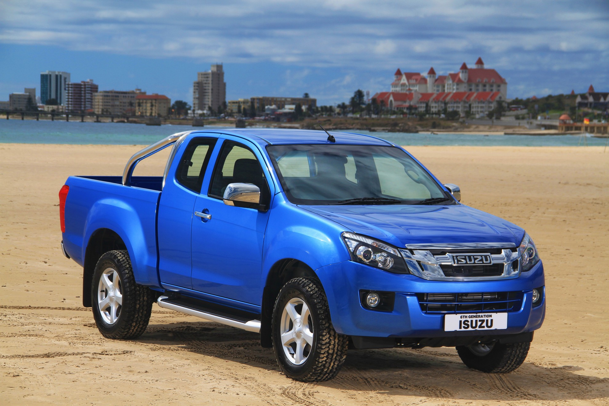 new isuzu kb tailored locally for real tough south africans isuzu