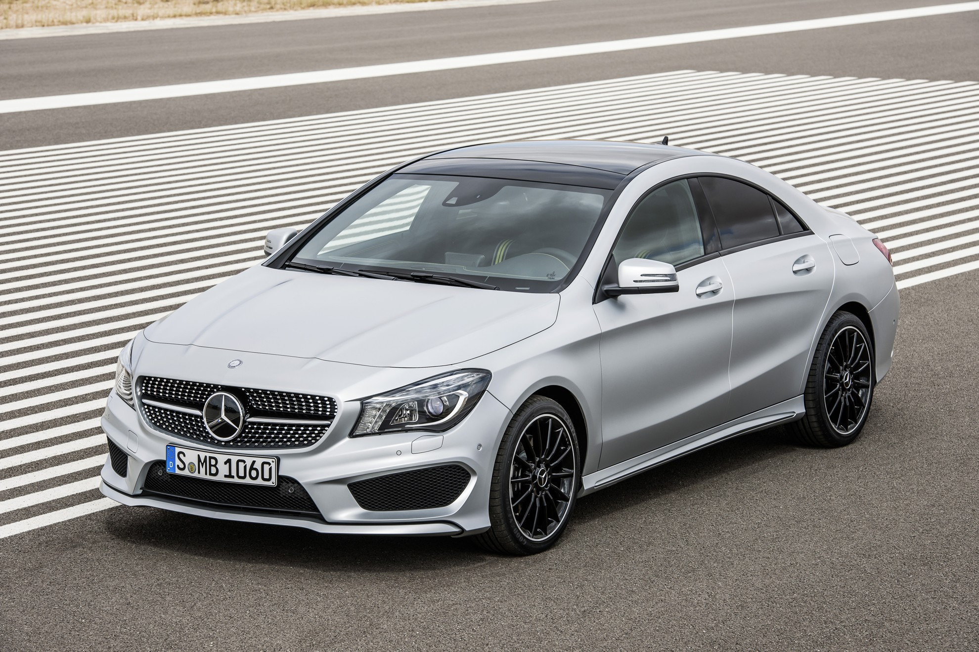 Mercedes-Benz CLA