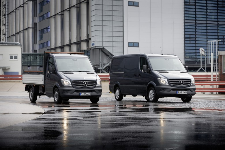 Mercedes-Benz Sprinter 2013