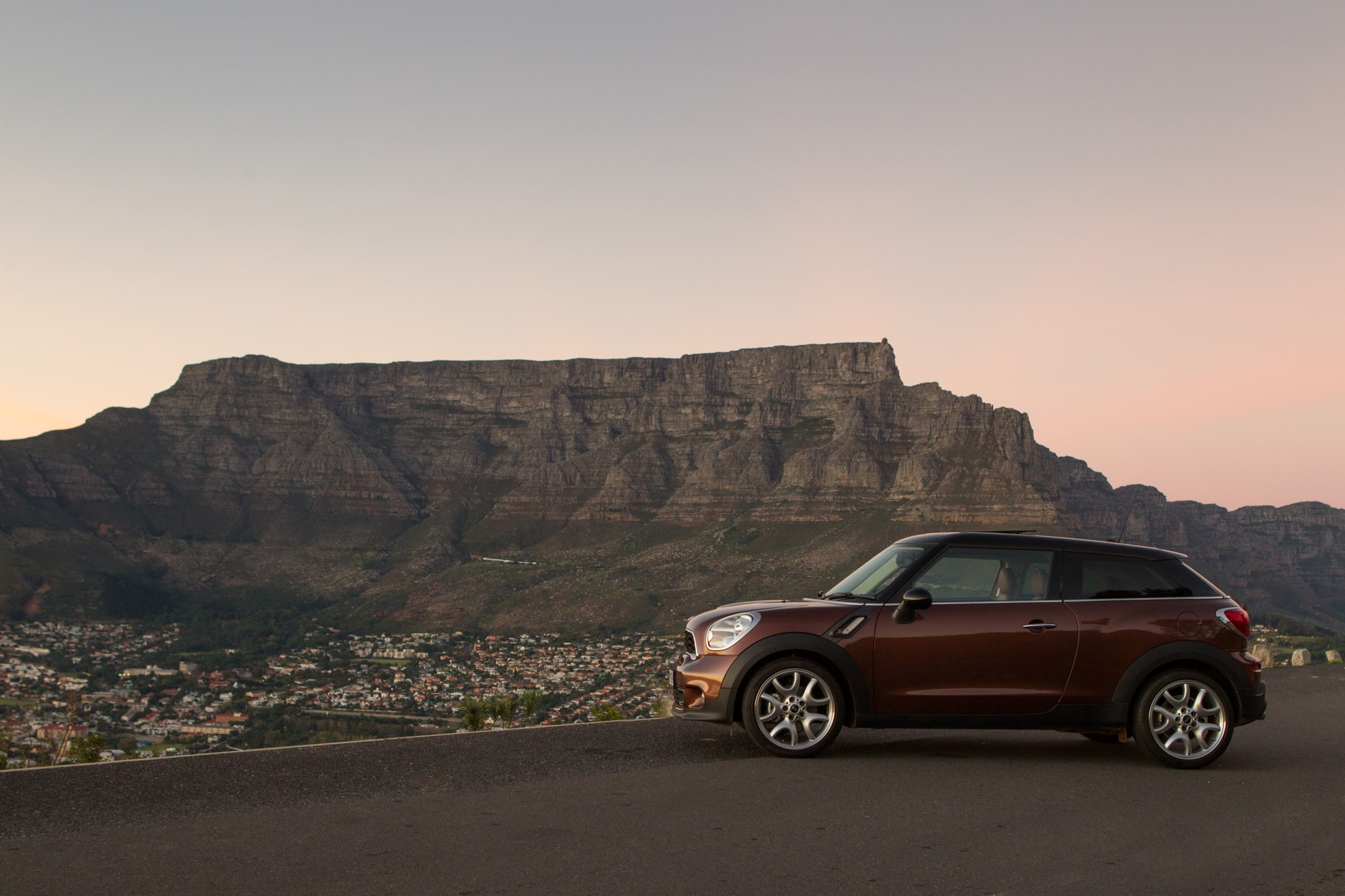 Mini Paceman South Africa