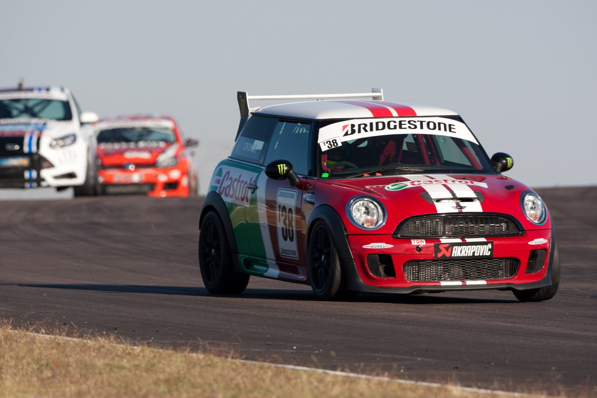 Mini Zwartkop Racing
