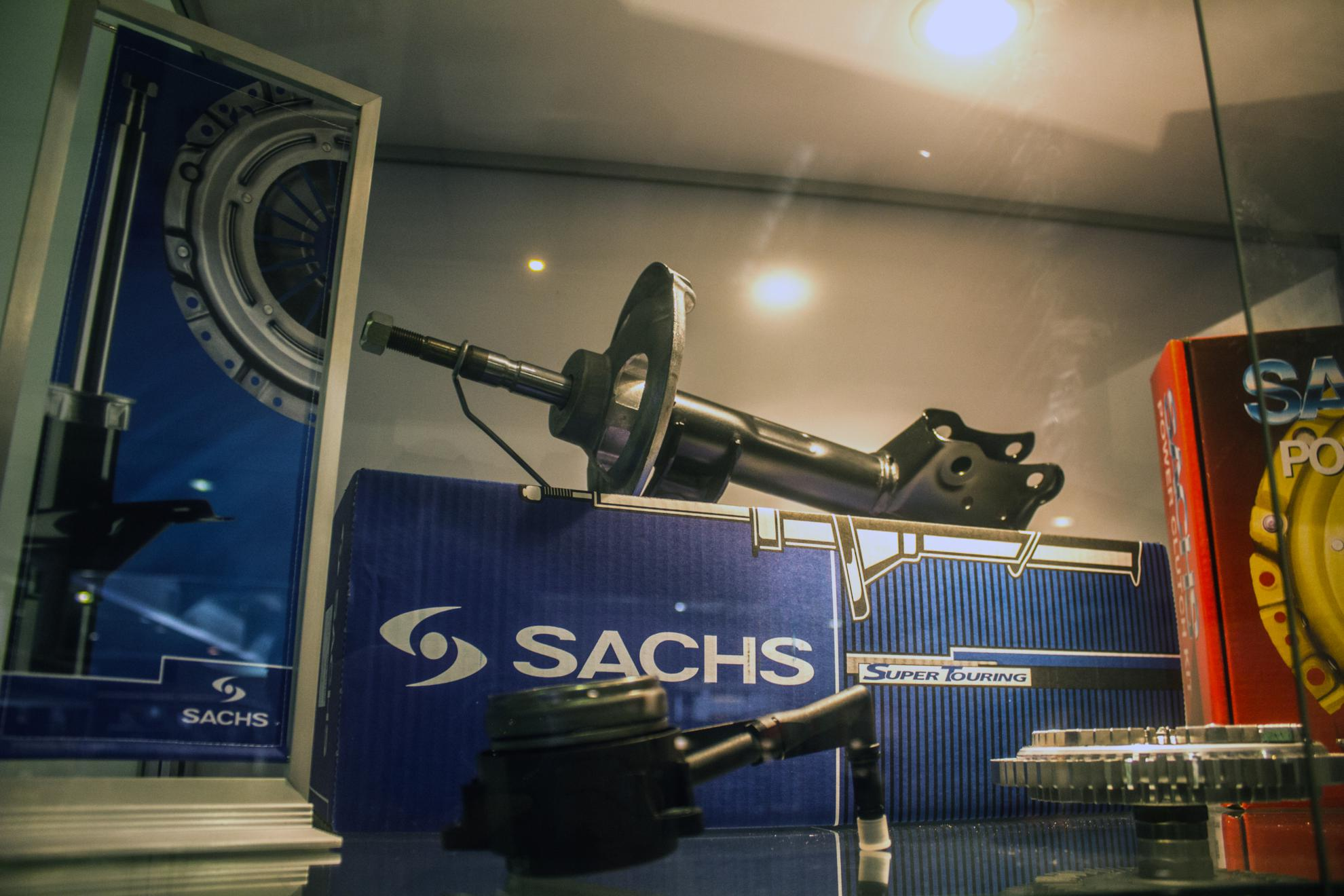 SACHS-Automechanika-Products