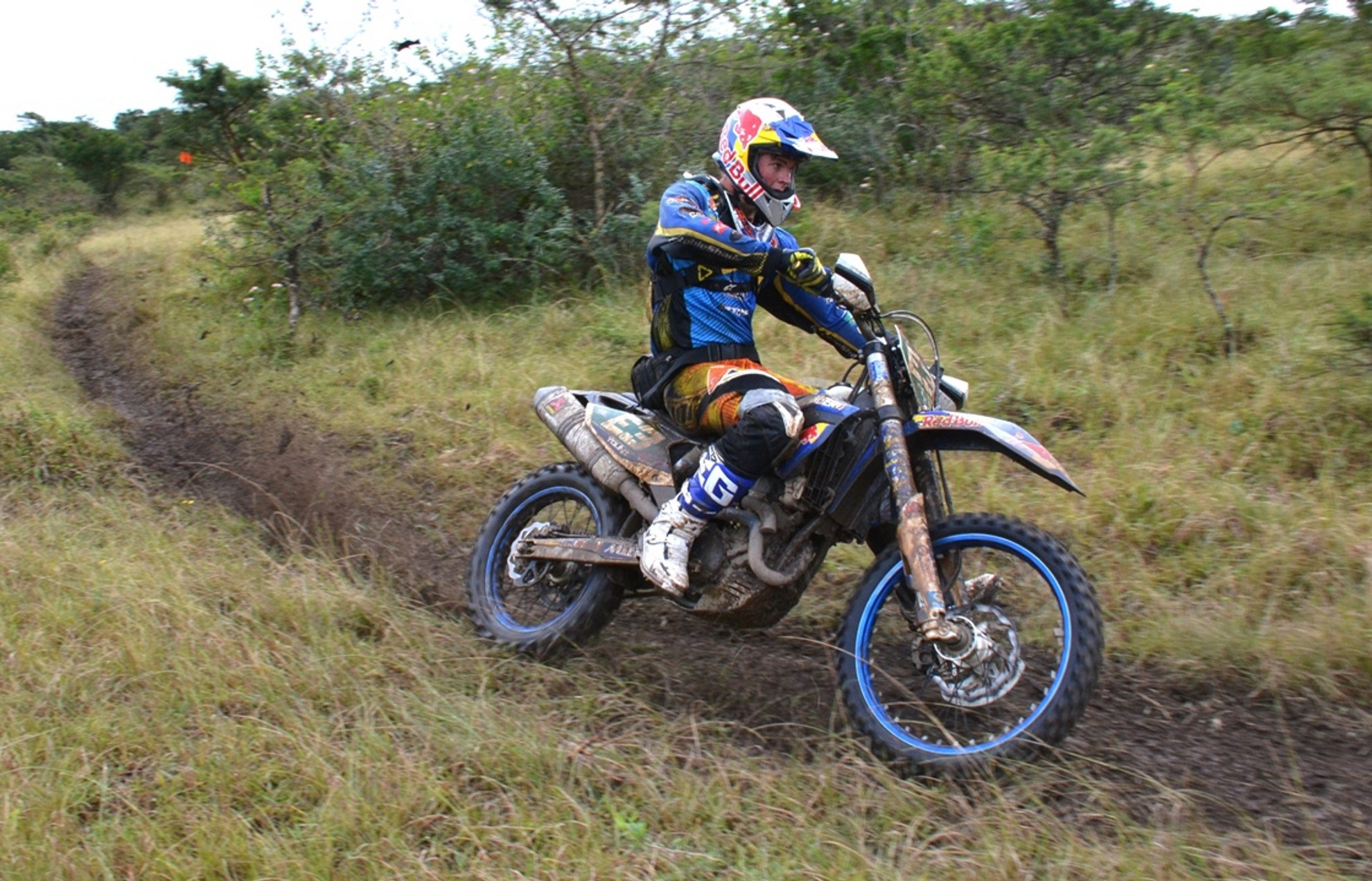 South Africa Motorcycles Enduro