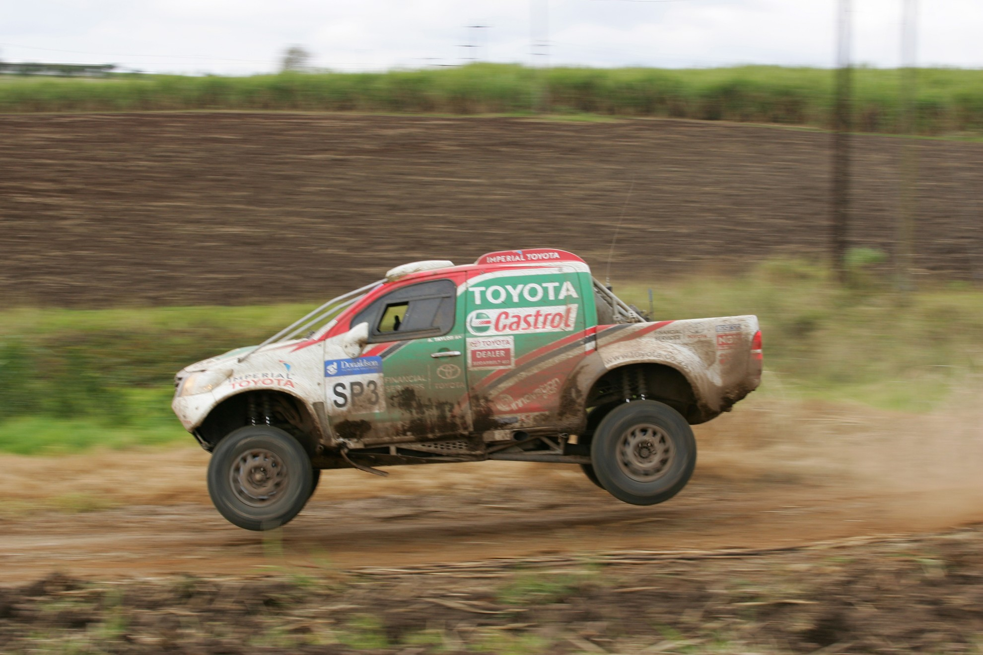 South African Rally