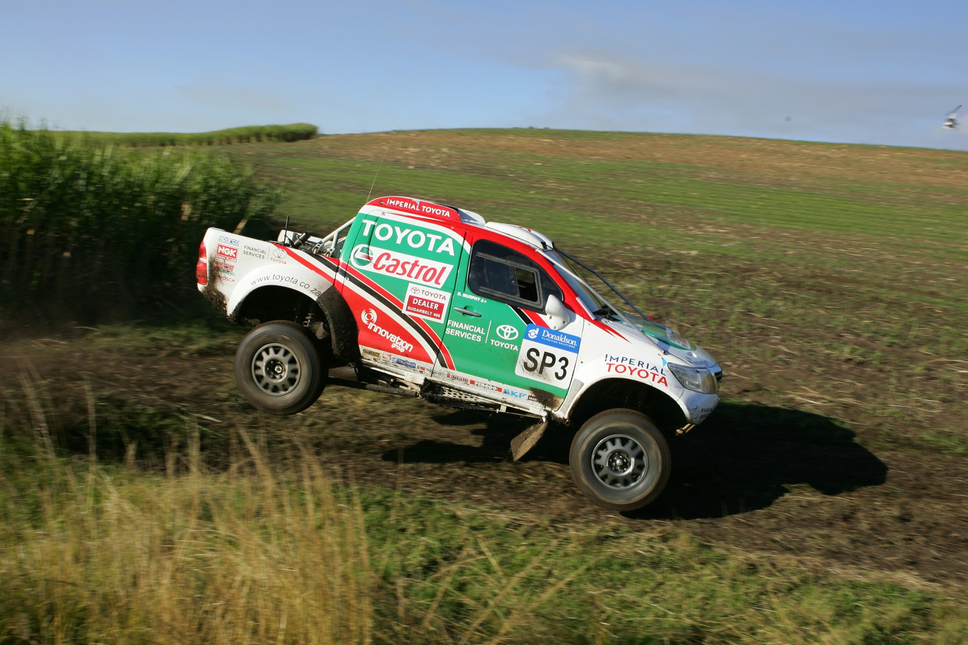 Toyota Rally Sugarbelt 400