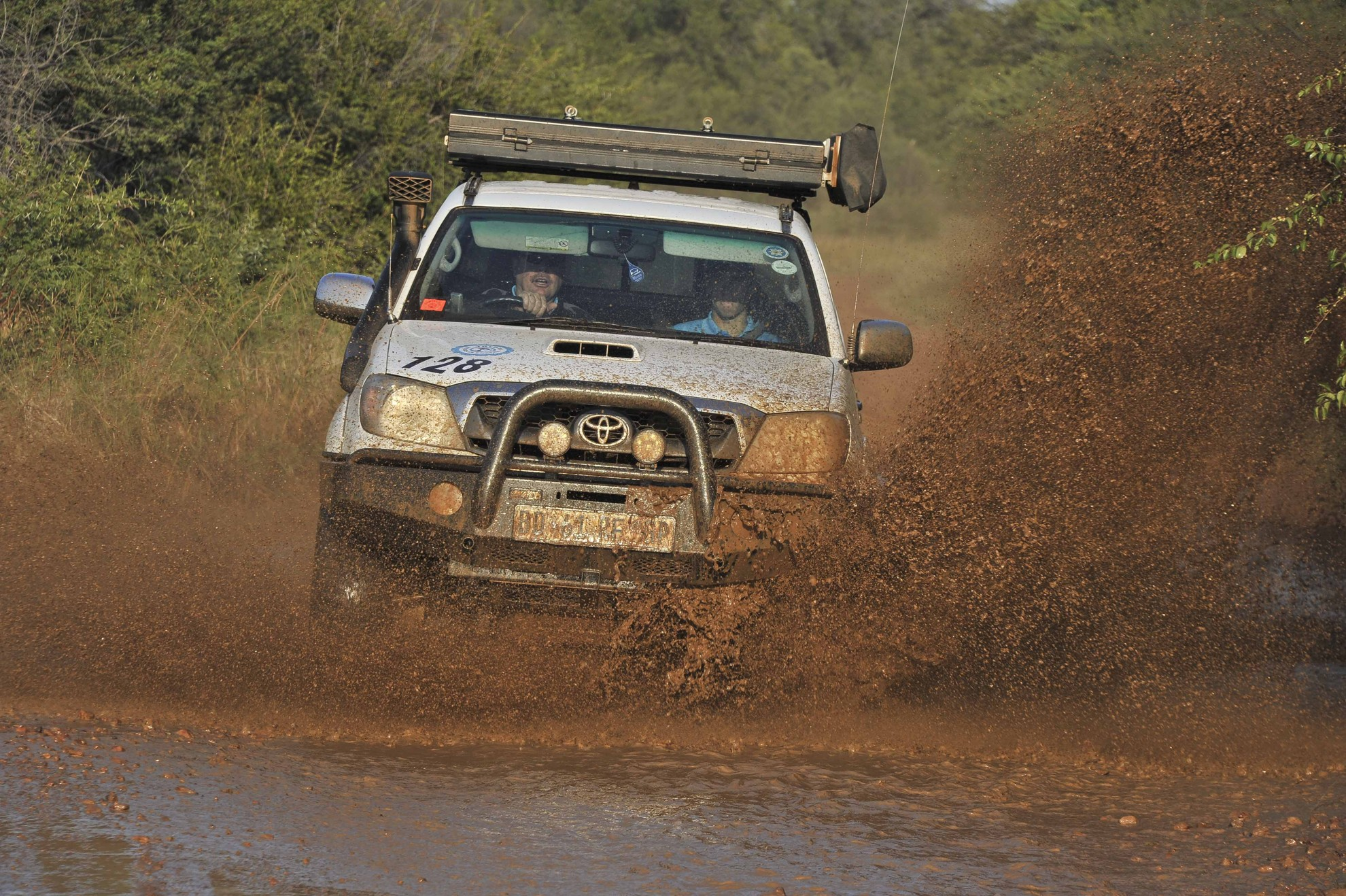 Toyota Rust De Winter Offroad