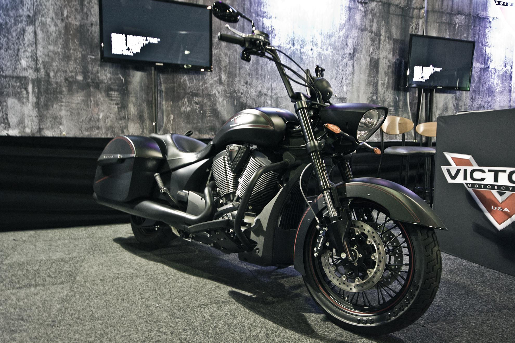 Victory Johannesburg Motorcycle-Show