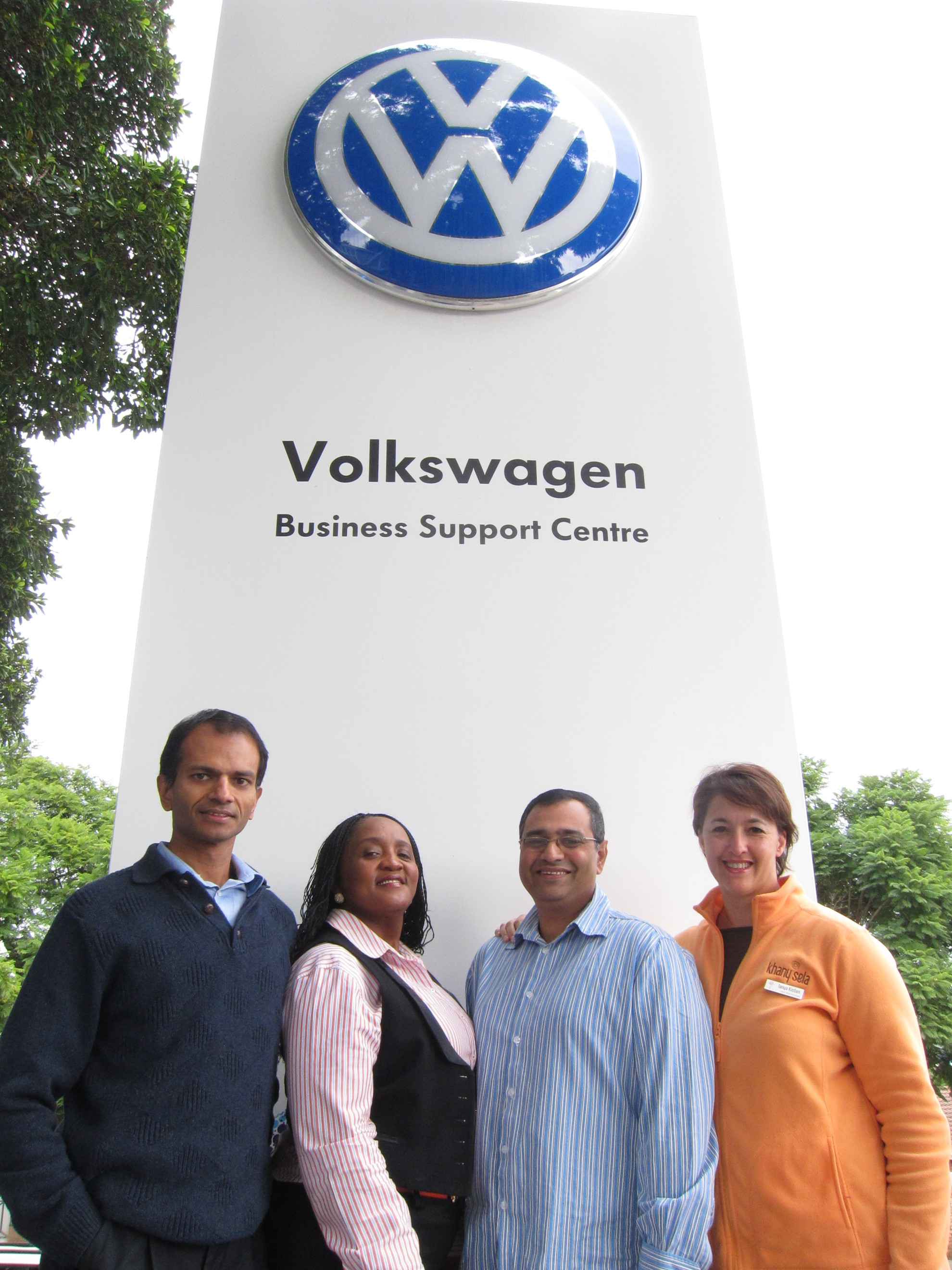 Volkswagen Small Business