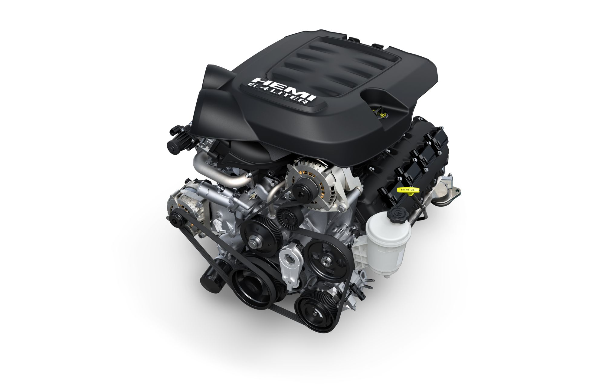 2014 Dodge Ram Engine