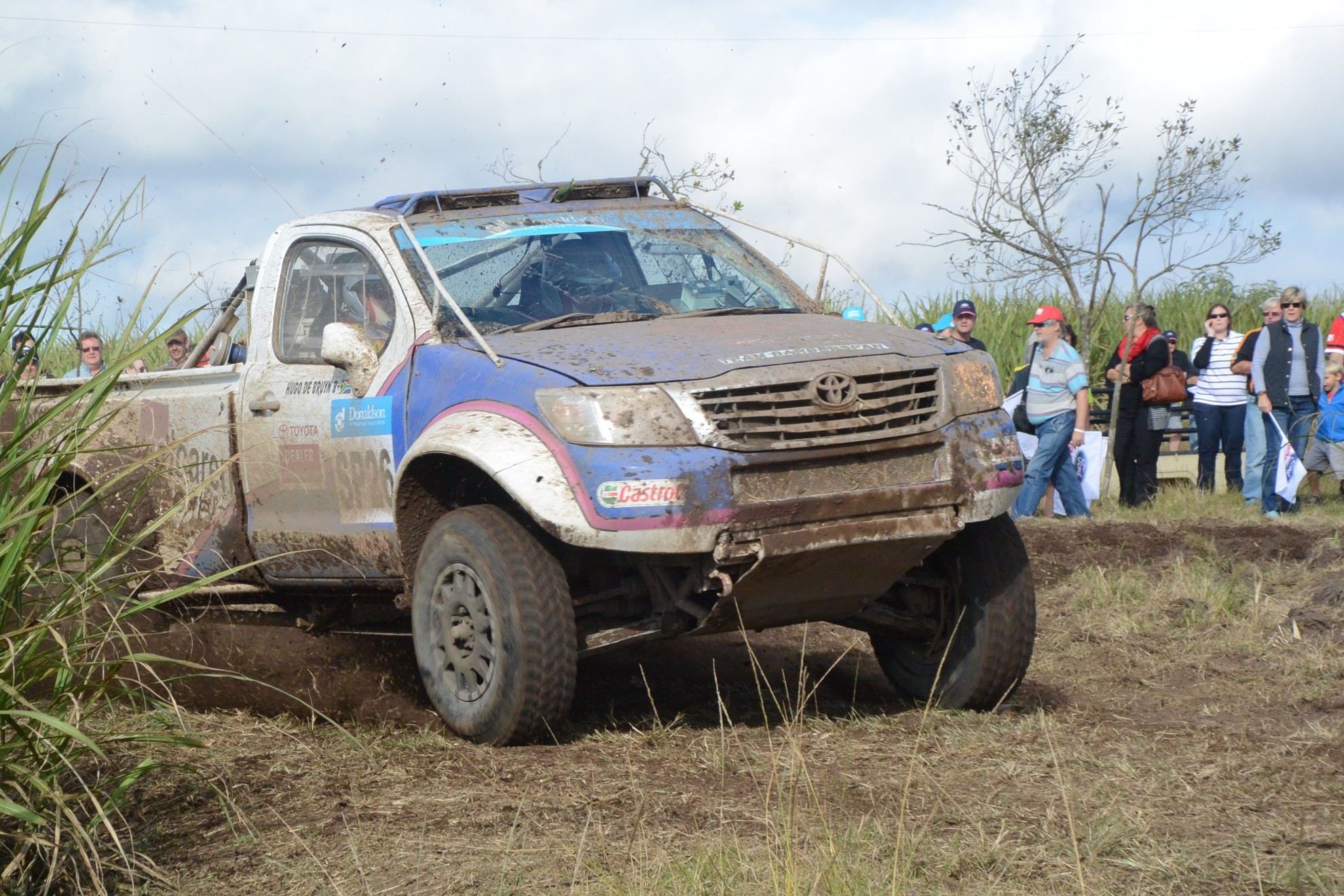 Toyota Hilux Rally 2013