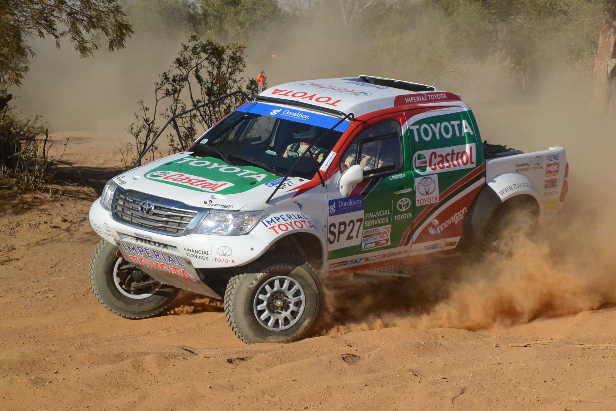 Toyota Hilux Rally