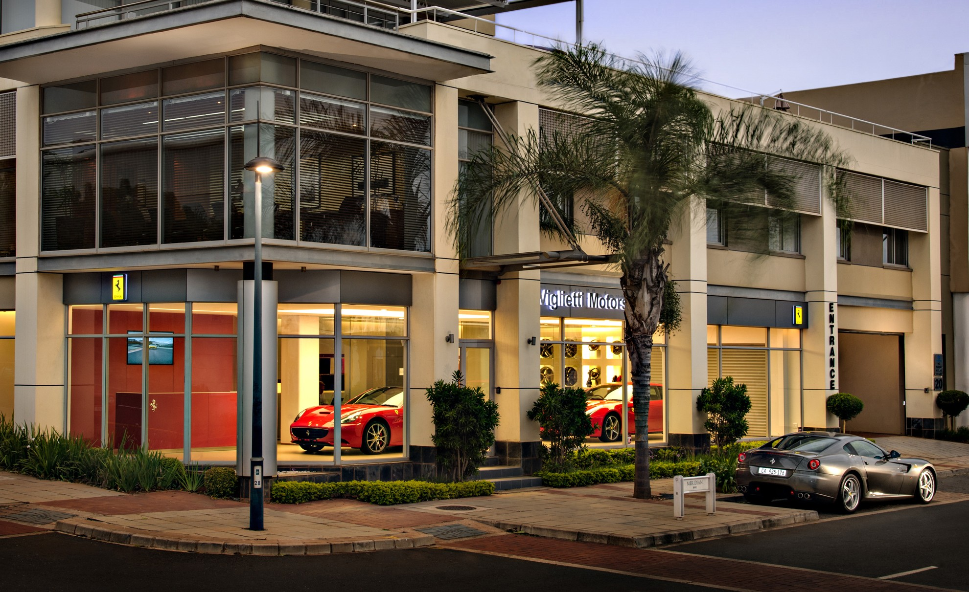 Ferrari South Africa Viglietti Motors Durban Delivers