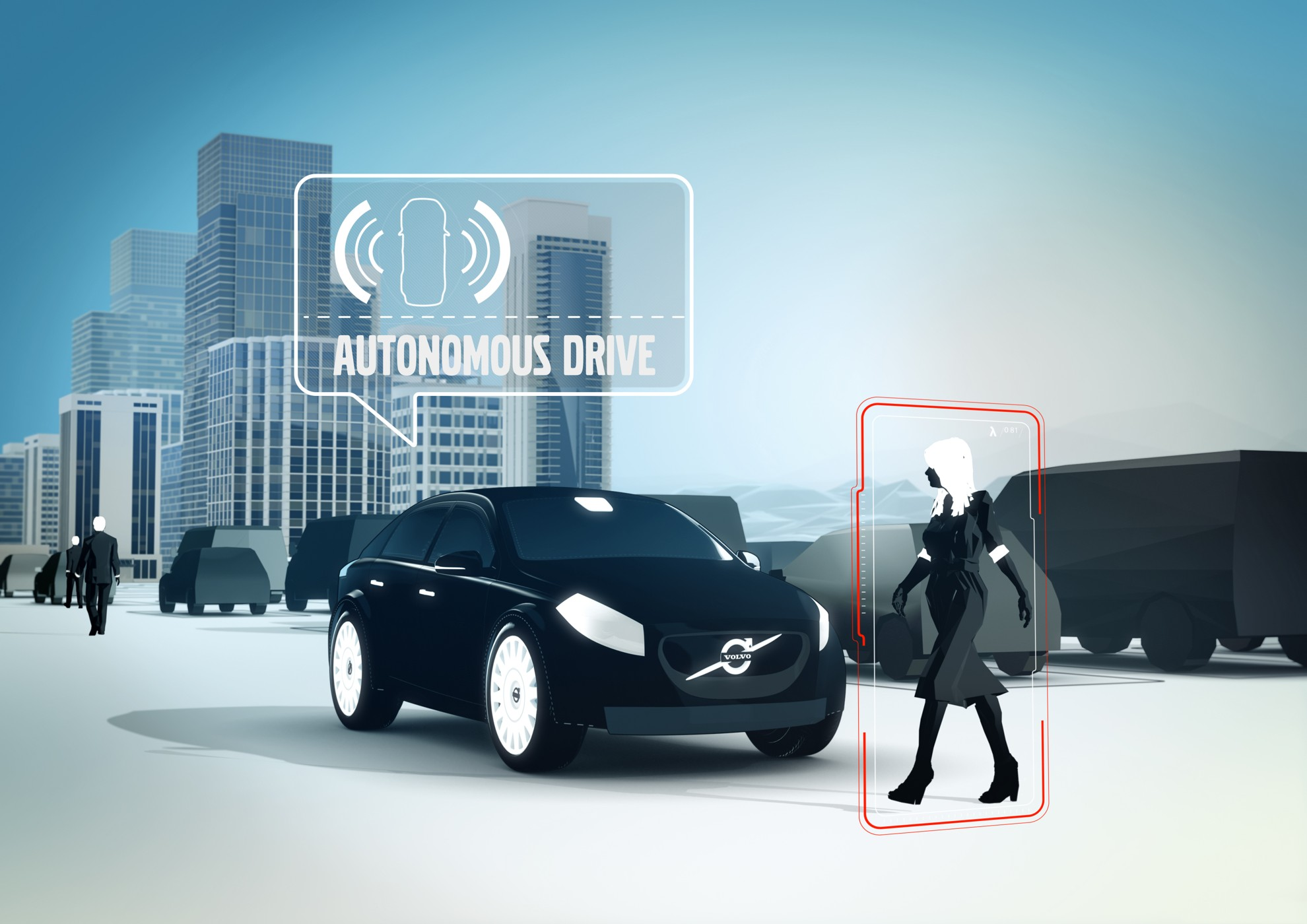 Volvo Self Driving Cars