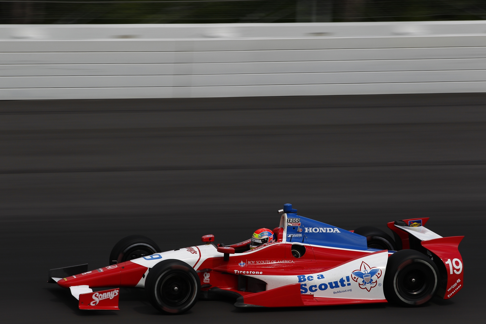 2013 IndyCar Racing