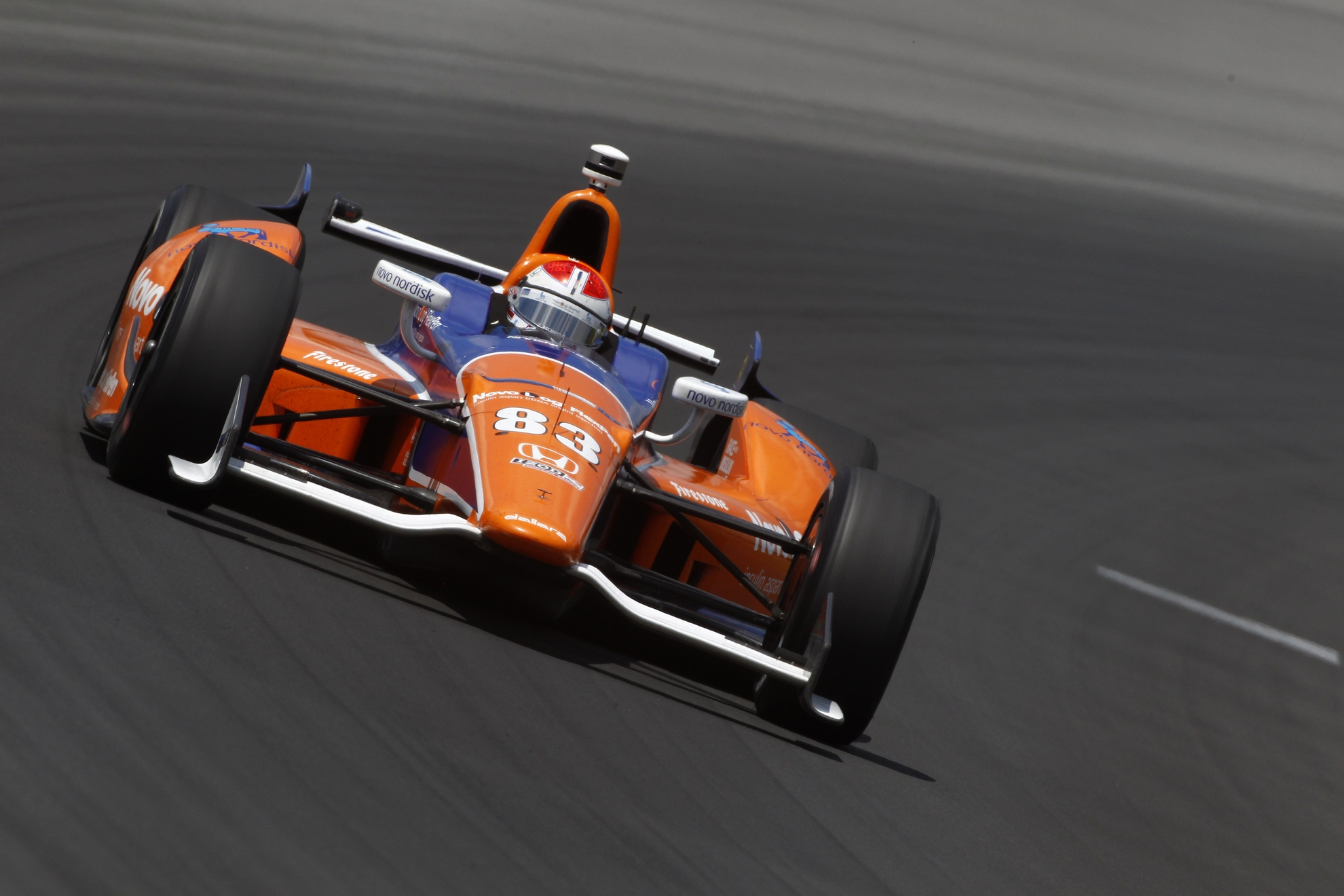 2013 Indy Car Racing