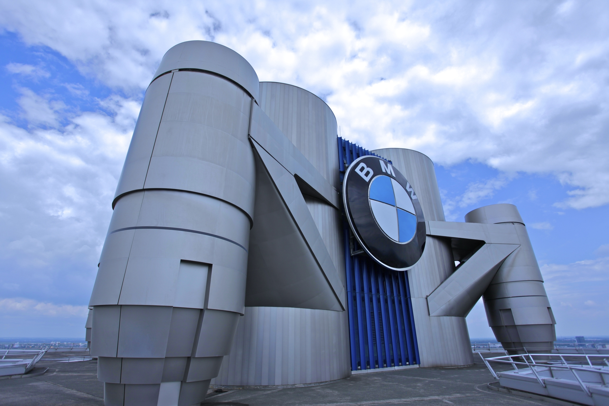 40 Years Of Bmw Headquarters And Museum