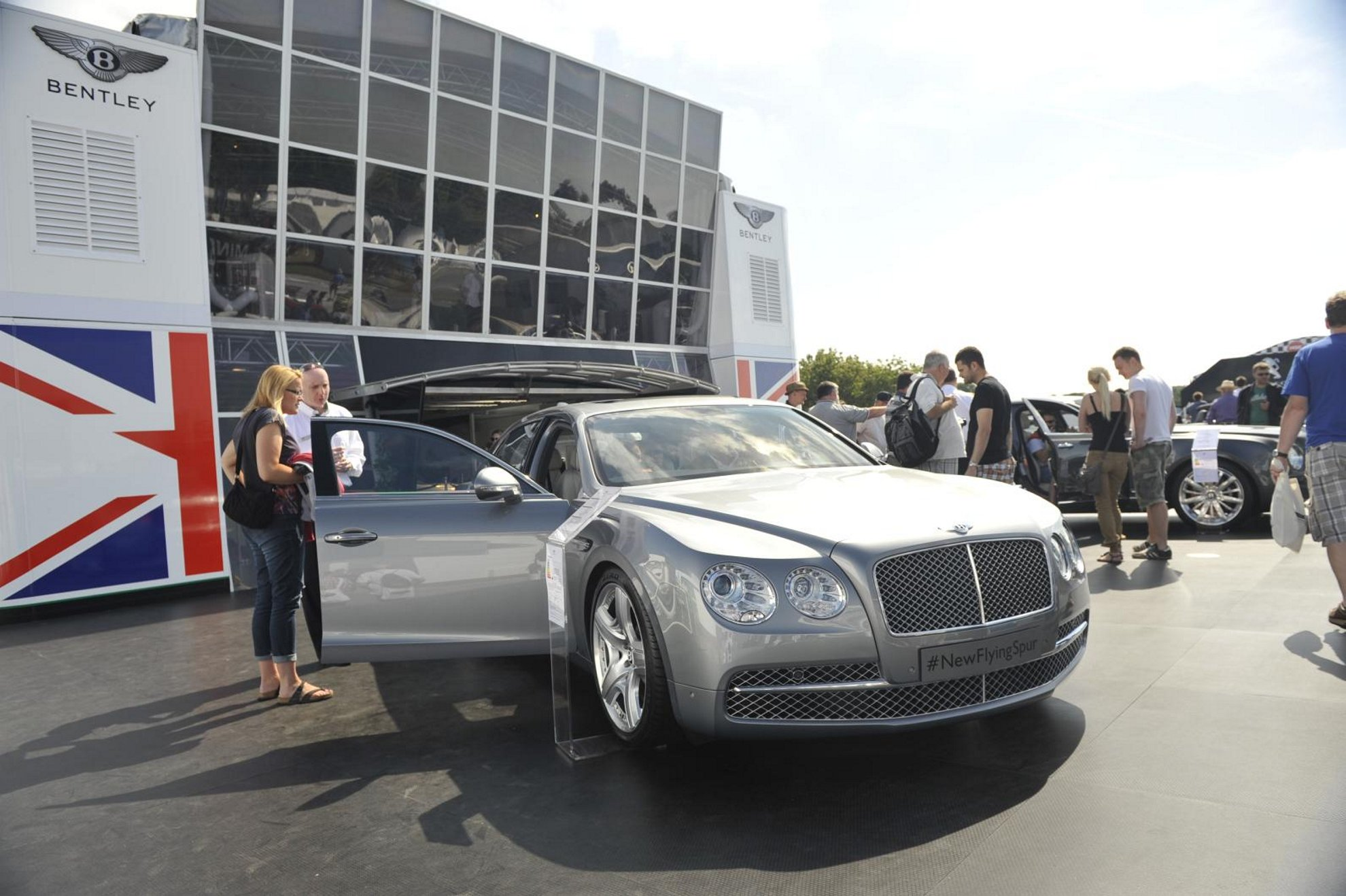 Bentley-Flying-Spur-Goodwood