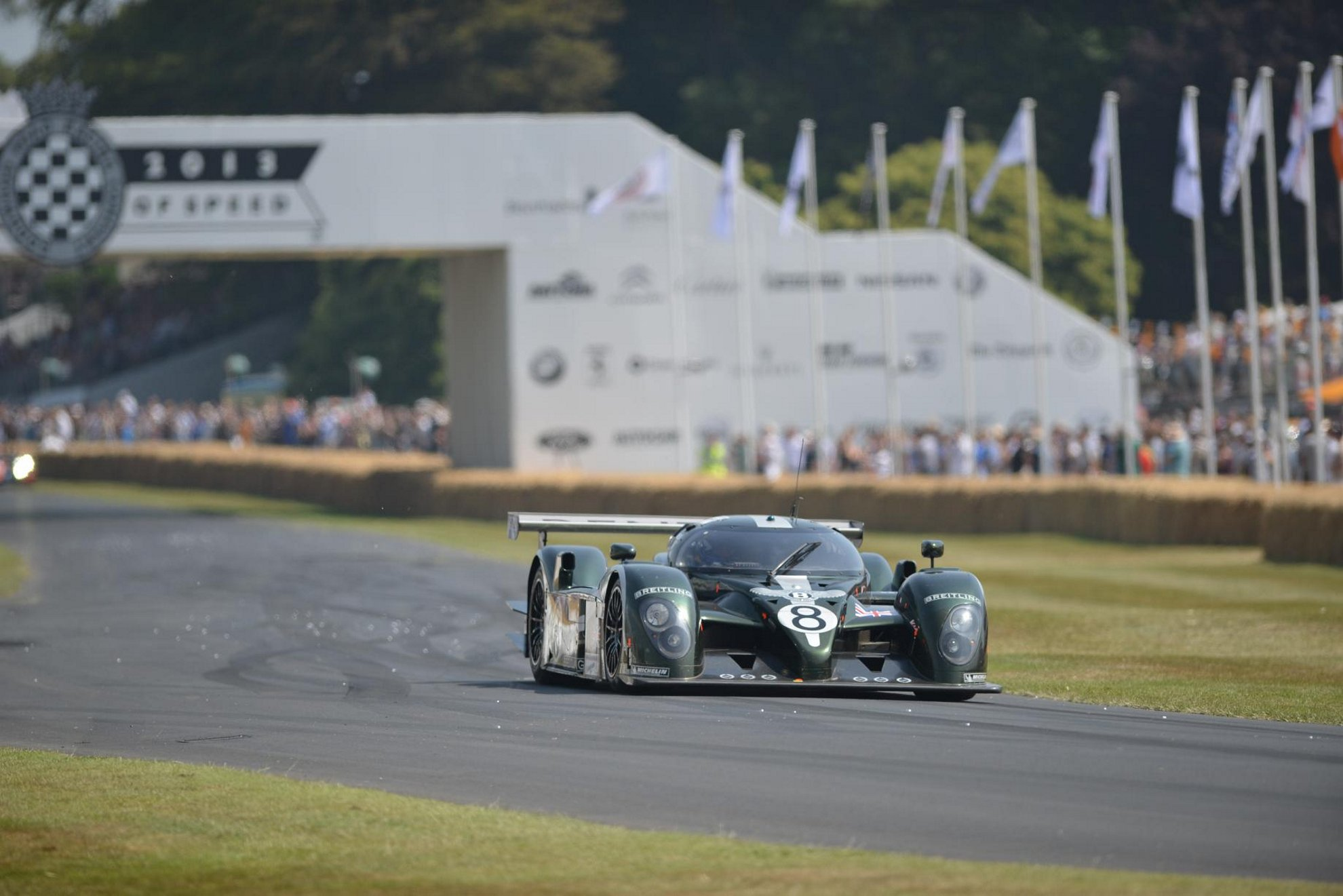 Bentley Speed 8 Goodwood