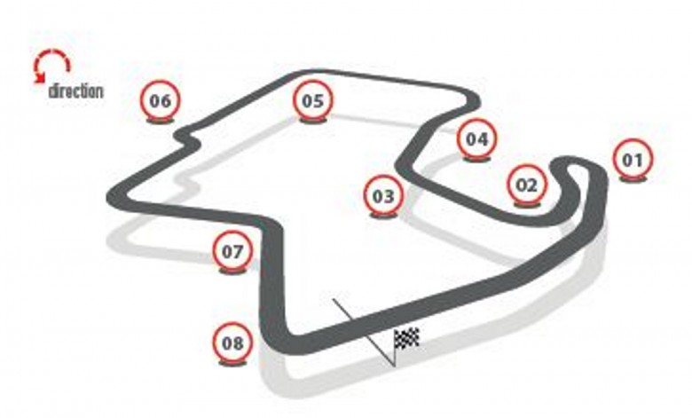 brembo circuit identity cards for motogp red bull u s