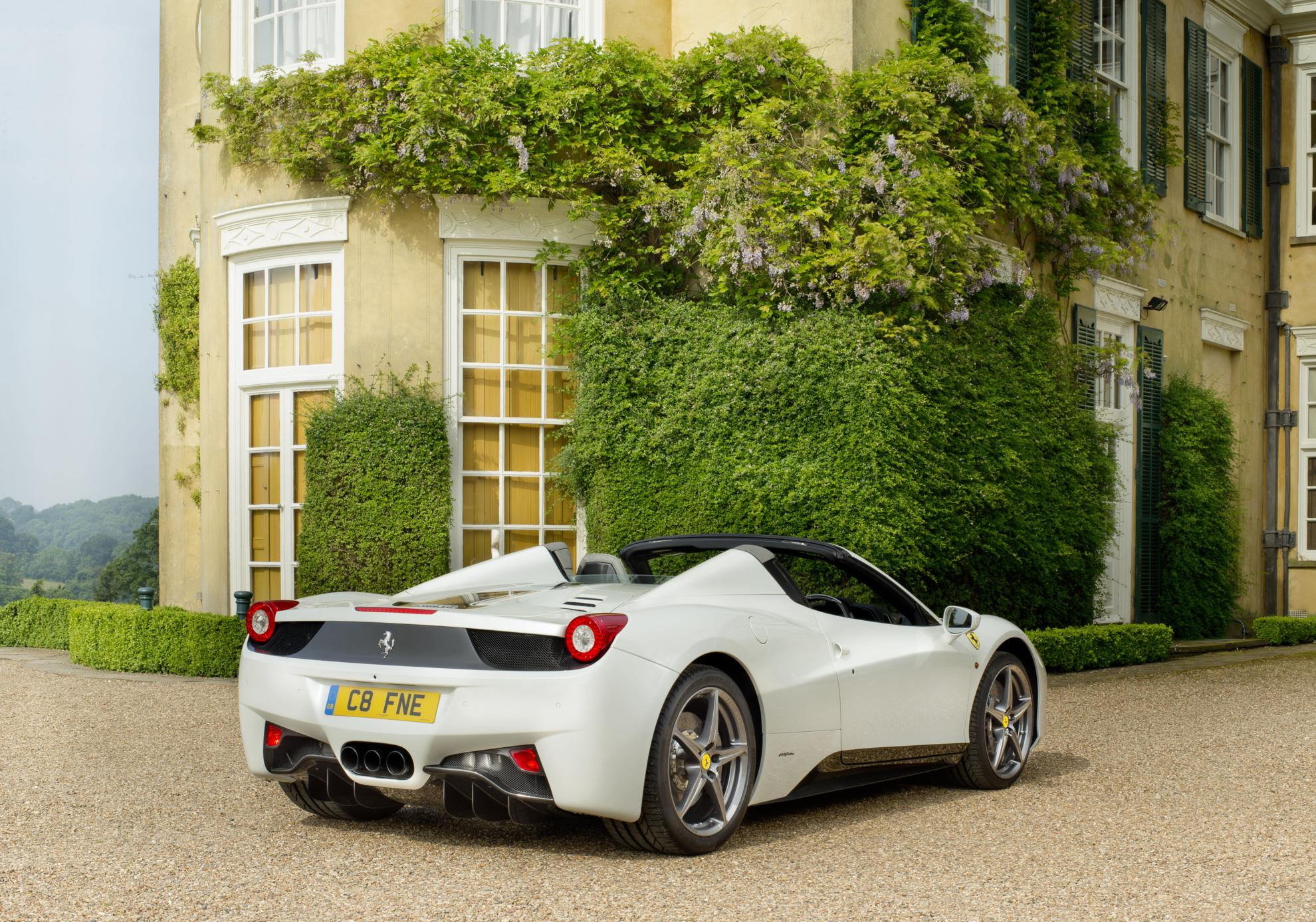 Ferrari 458 Spider Tailor-Made - 1