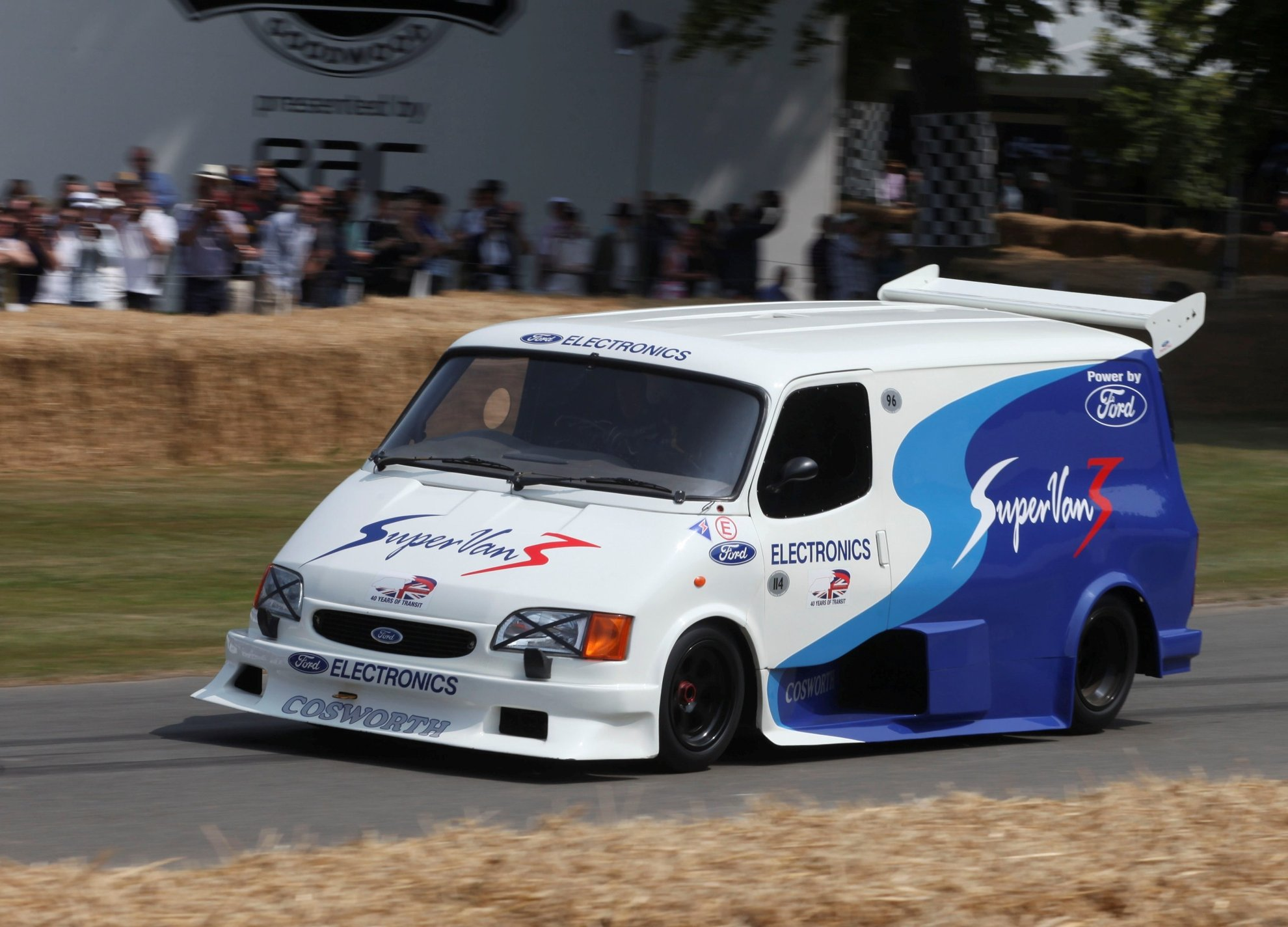 Ford Goodwood Festival of speed
