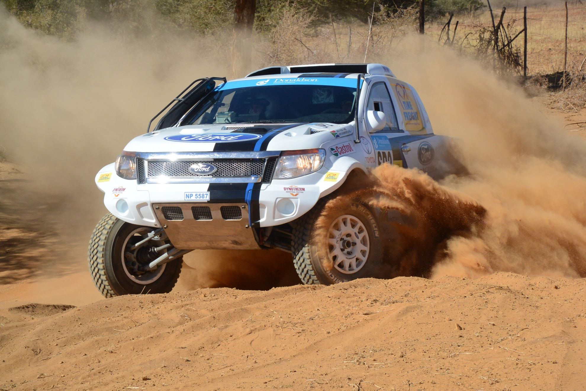 Ford South African Rally