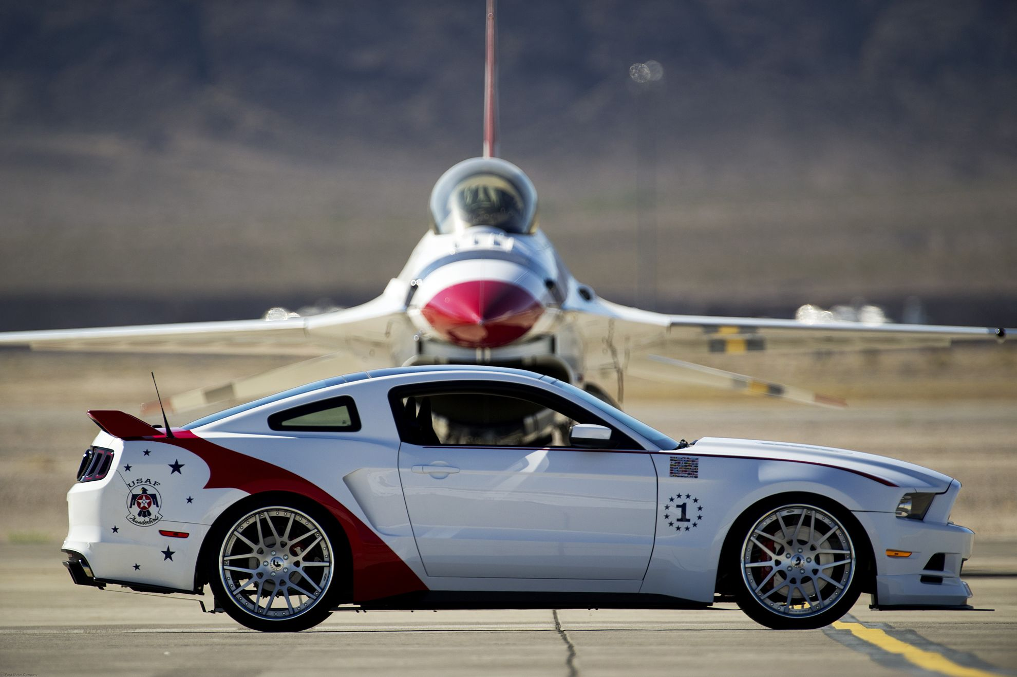 Ford US Air Force