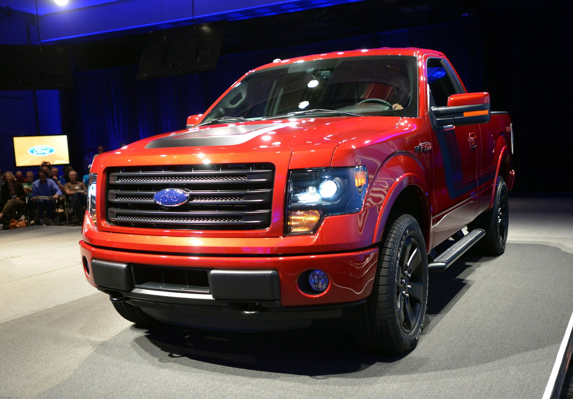 F 150 Tremor >> All New 2014 Ford F 150 Tremor Is World S First Ecoboost