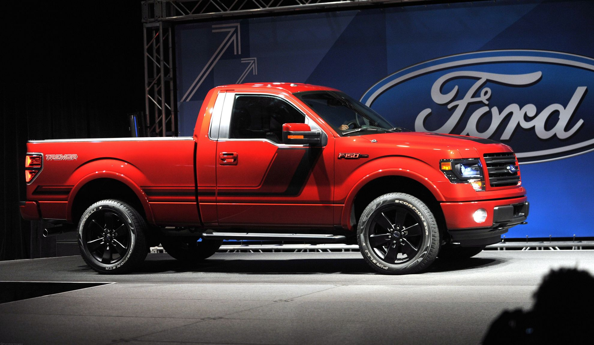 all new 2014 ford f 150 tremor is world 39 s first ecoboost. Black Bedroom Furniture Sets. Home Design Ideas