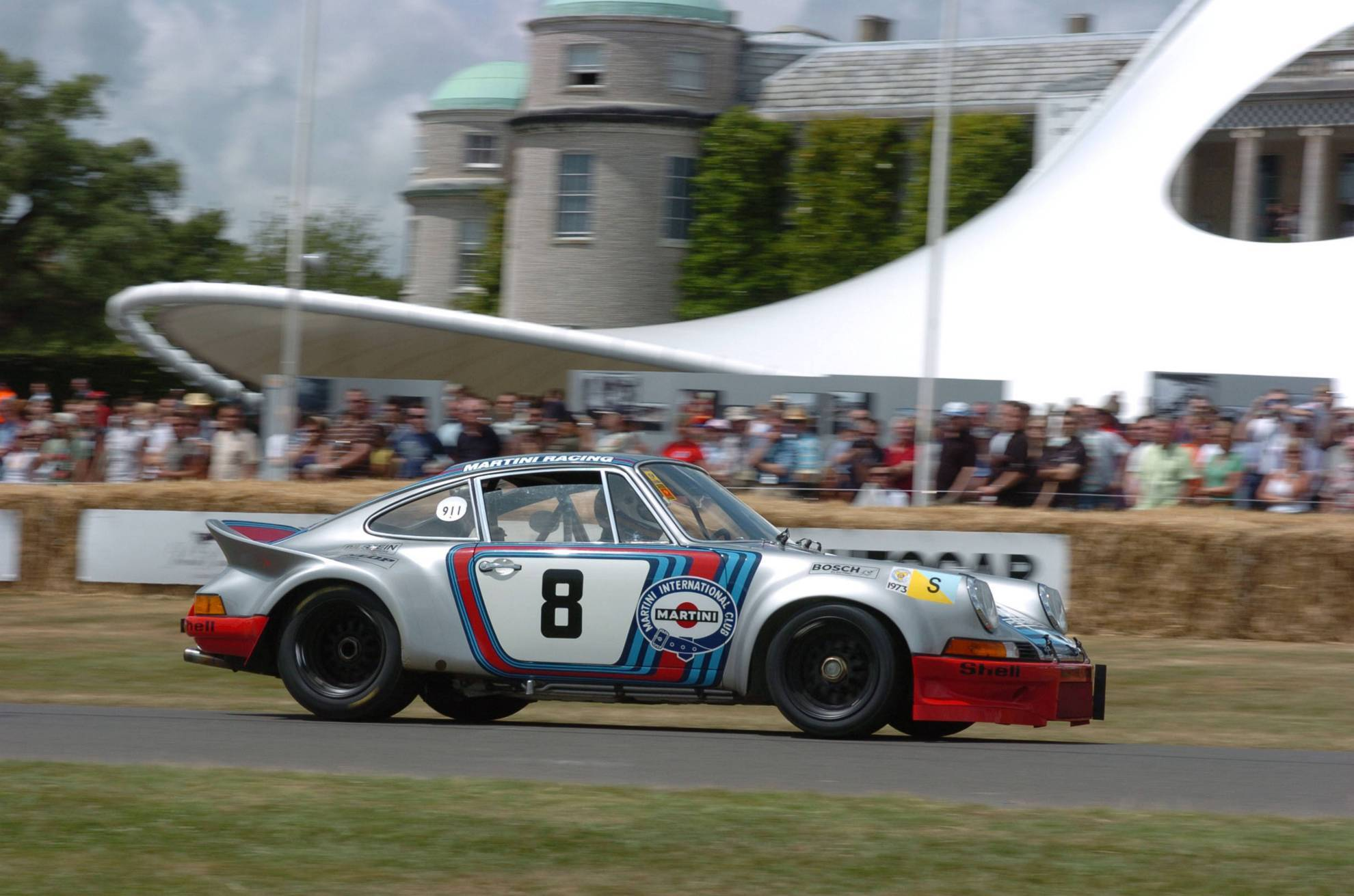 GOODWOOD HILL CLIMB TO FEATURE IN GRAN TURISMO TO DEBUT AT THE - Goodwood hardware car show