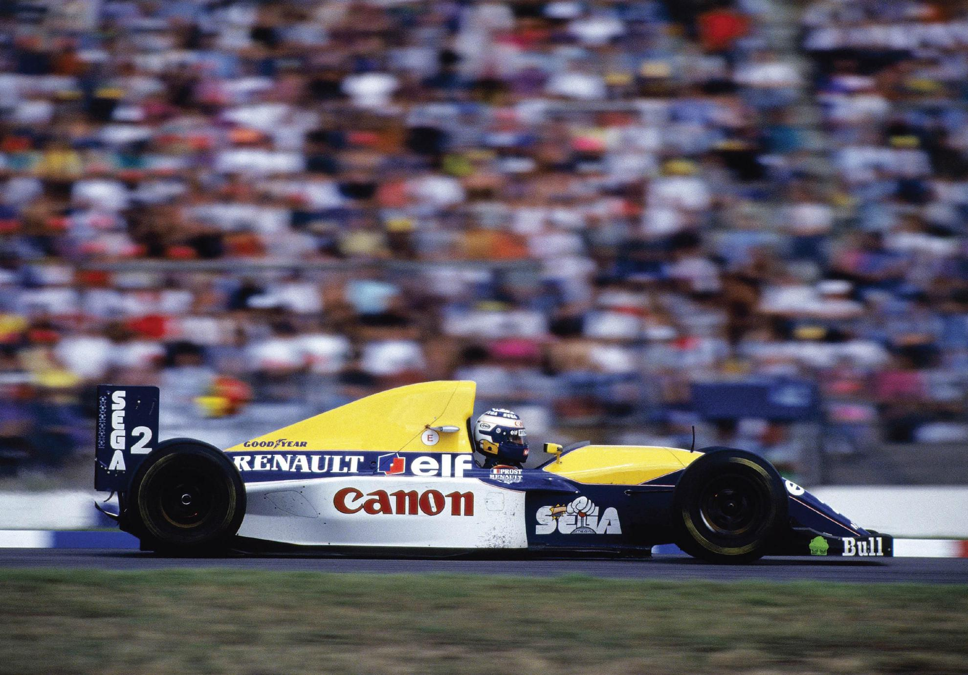1993 Williams FW15C Alain Prost