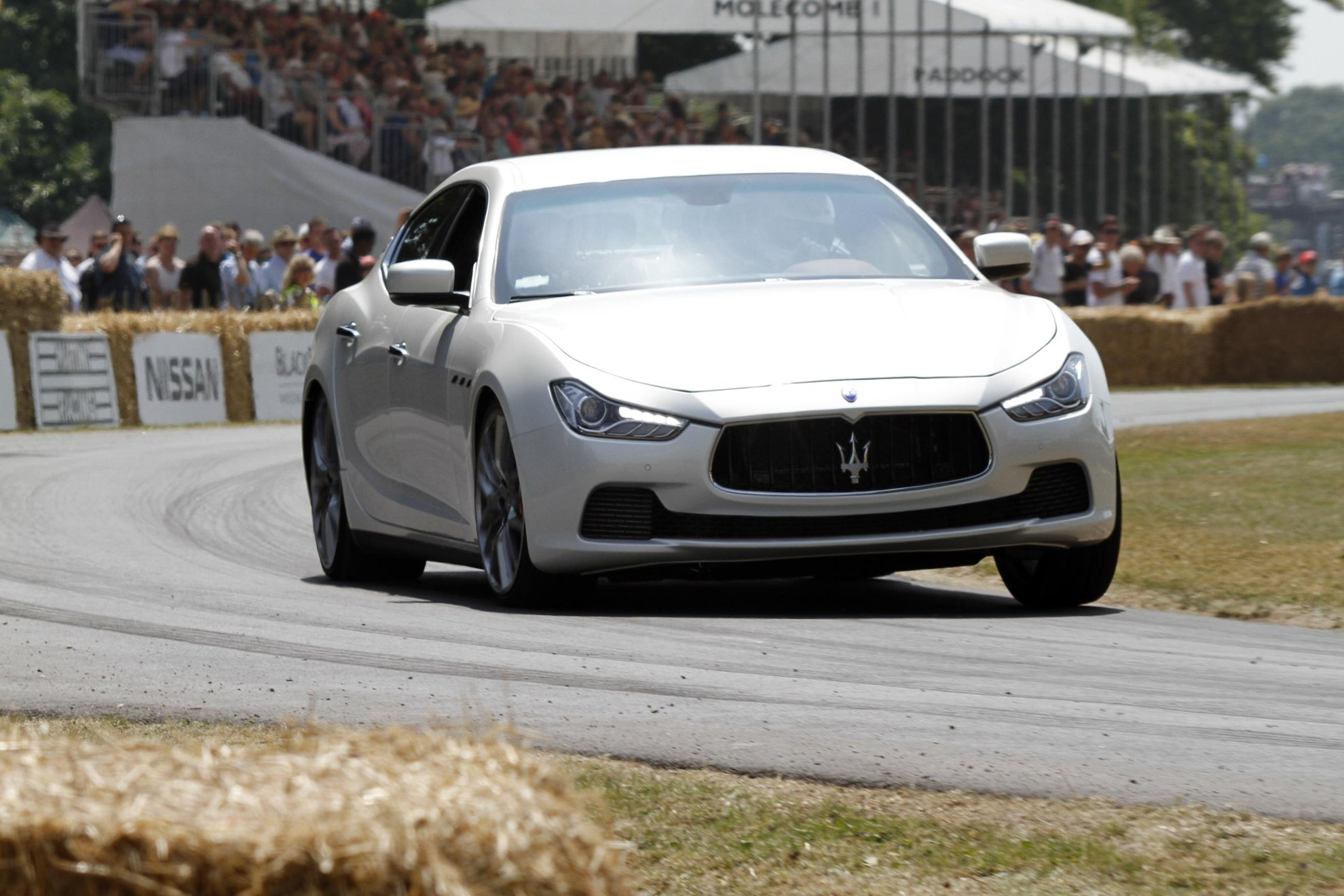Goodwood Maserati