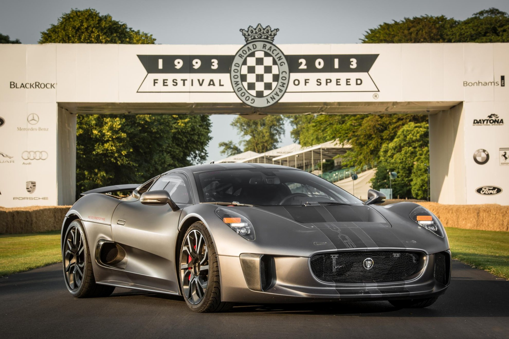 Jaguar Goodwood Festival of Speed
