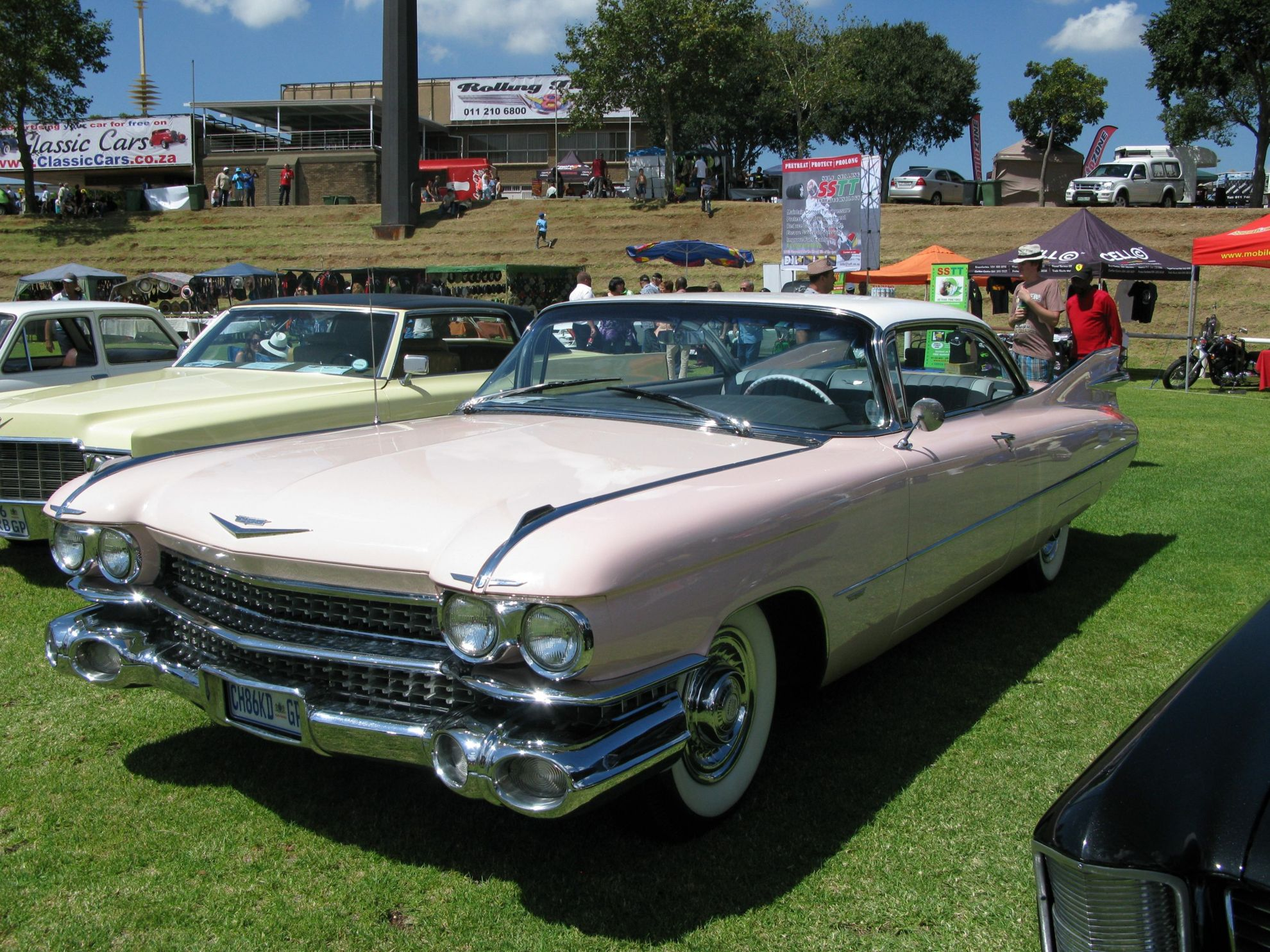Johannesburg Classic Car Show July At Nasrec South Africa