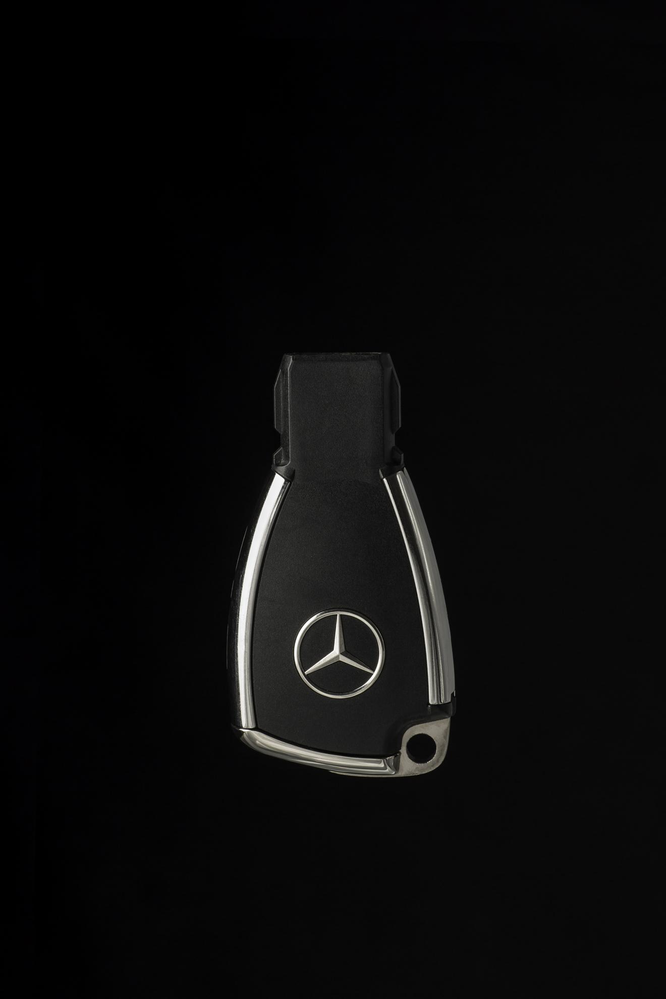 Mercedes benz keys to goodwood festival of speed for Mercedes benz smart key