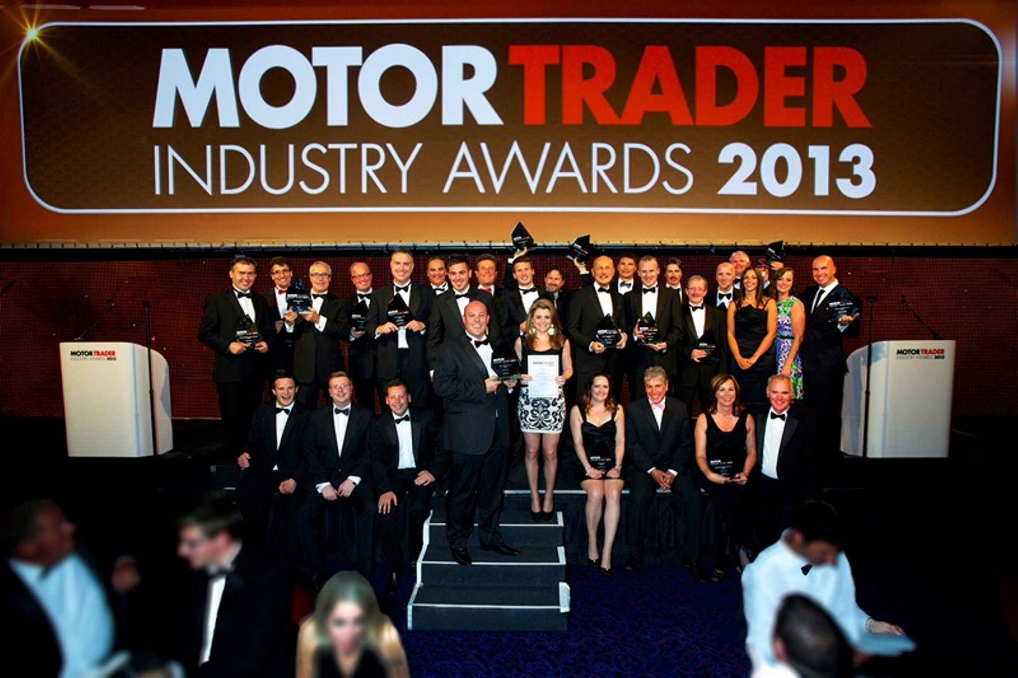 Motorpoint wins Car Supermarket of the Year 2013