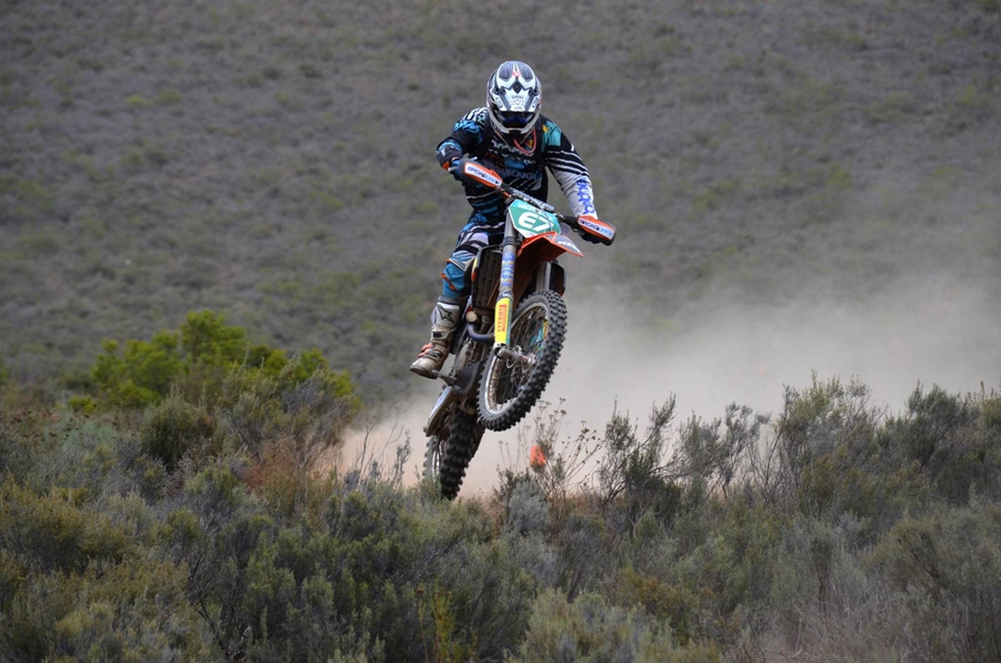 National Motorcycle EnduroPilgrimsRest