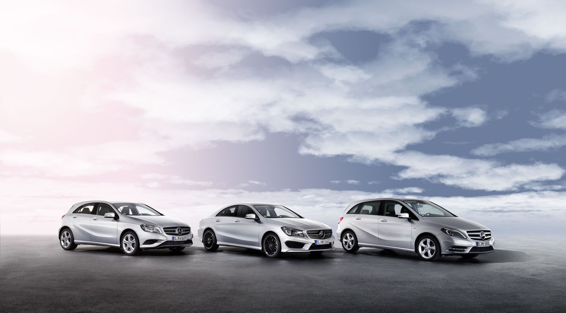 Mercedes-Benz Models 2013