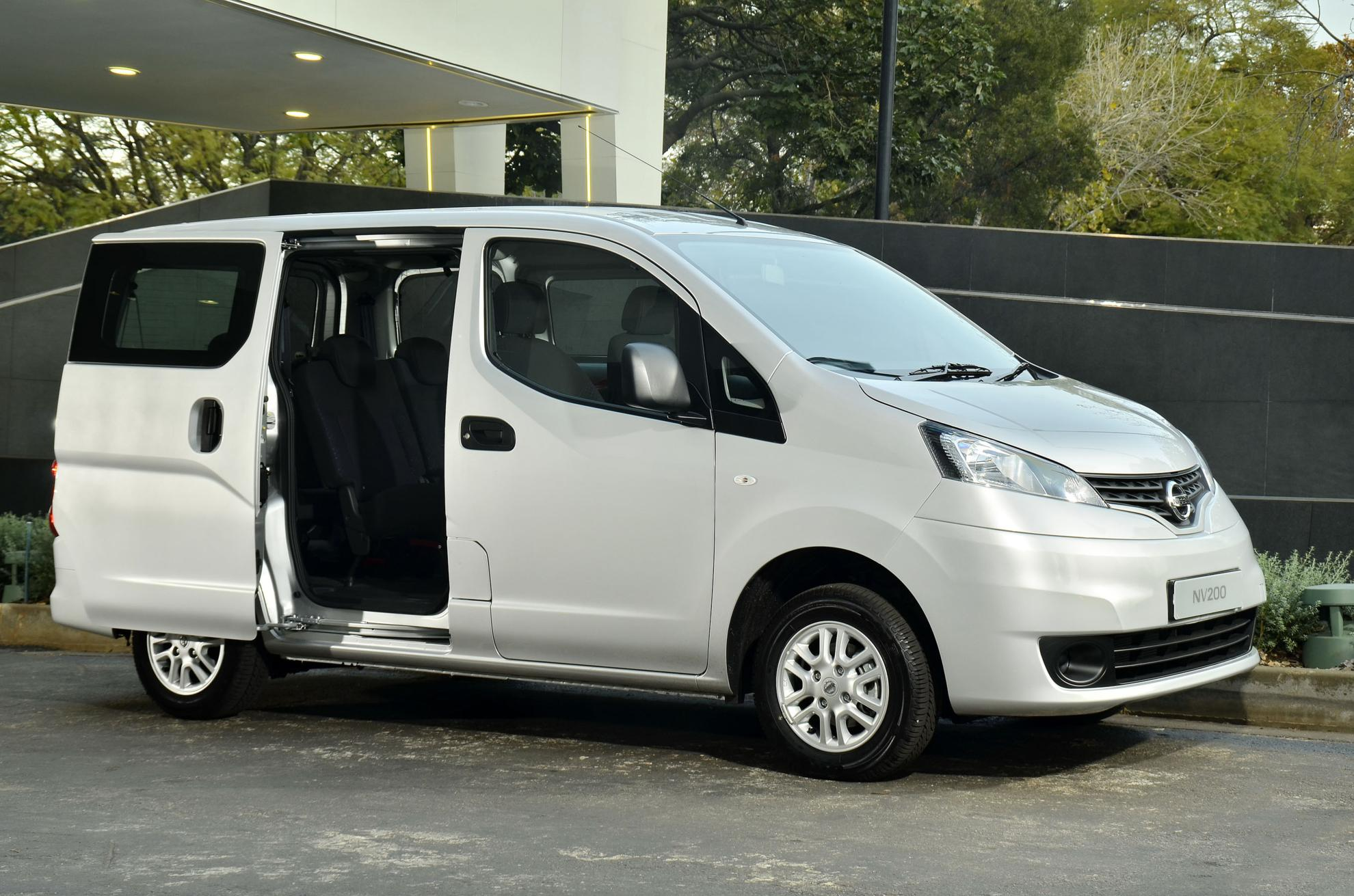 3d Car Shows Nissan Nv200 Combi