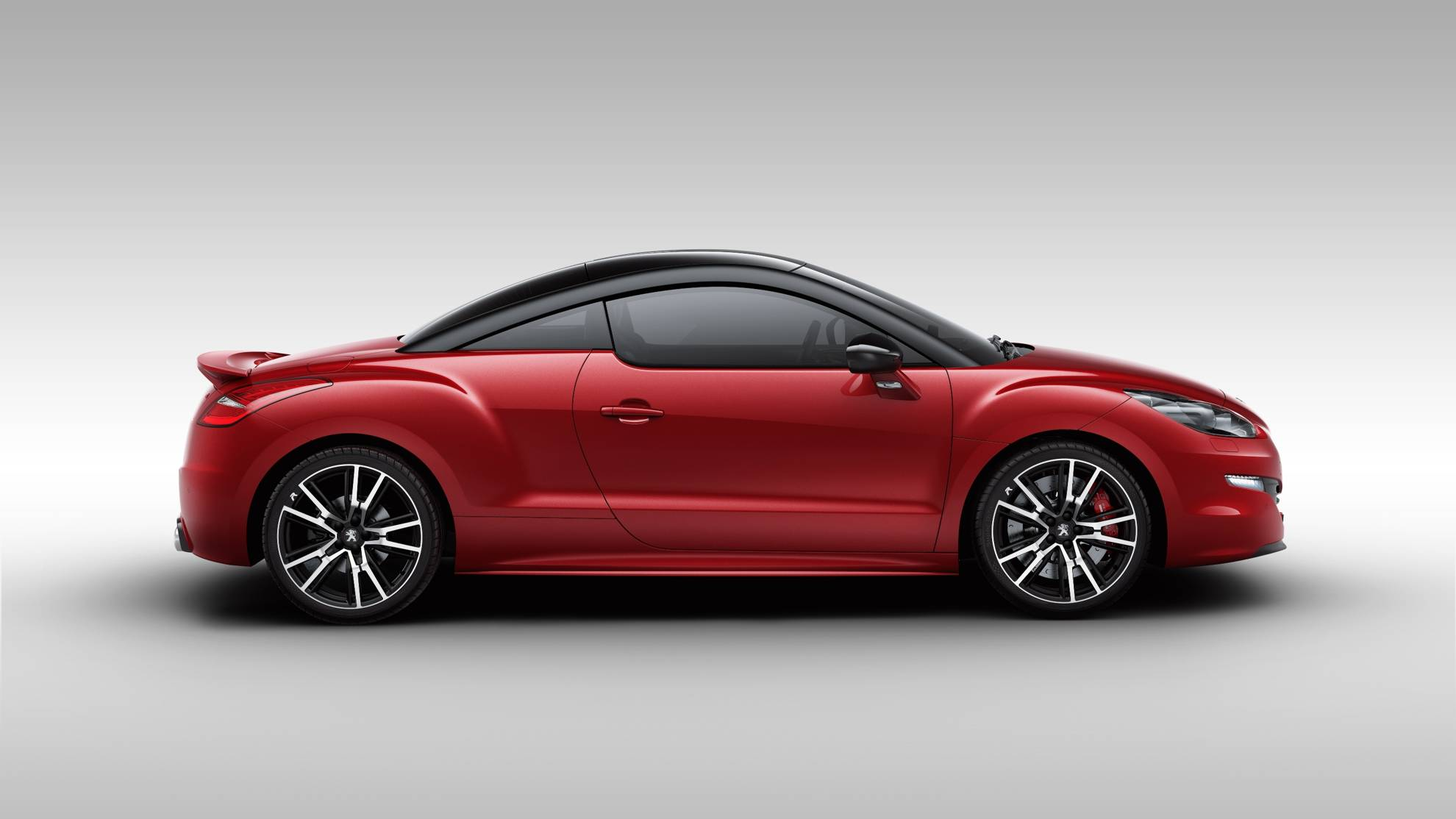 peugeot rcz r: performance and efficiency, from peugeot sport