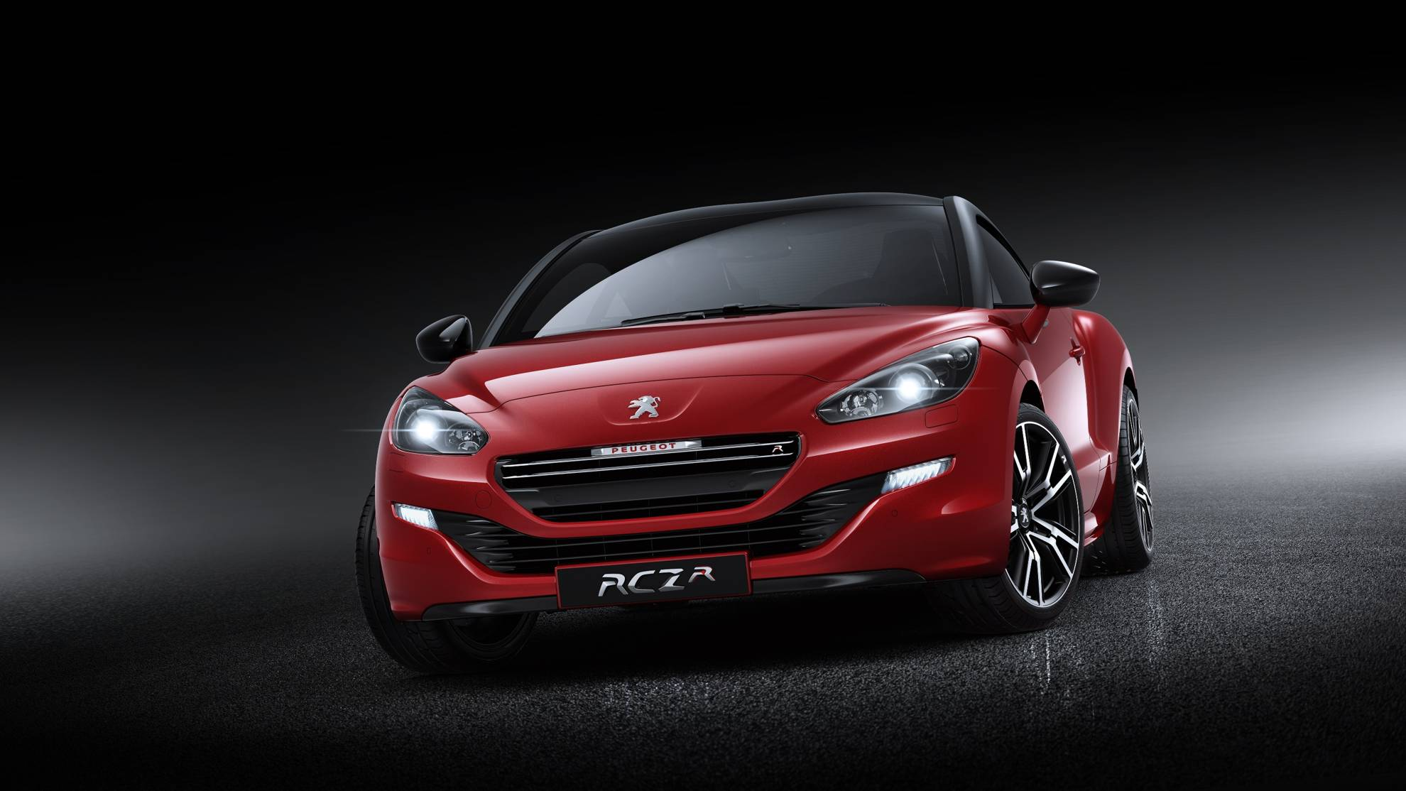 Peugeot RCZ R Goodwood
