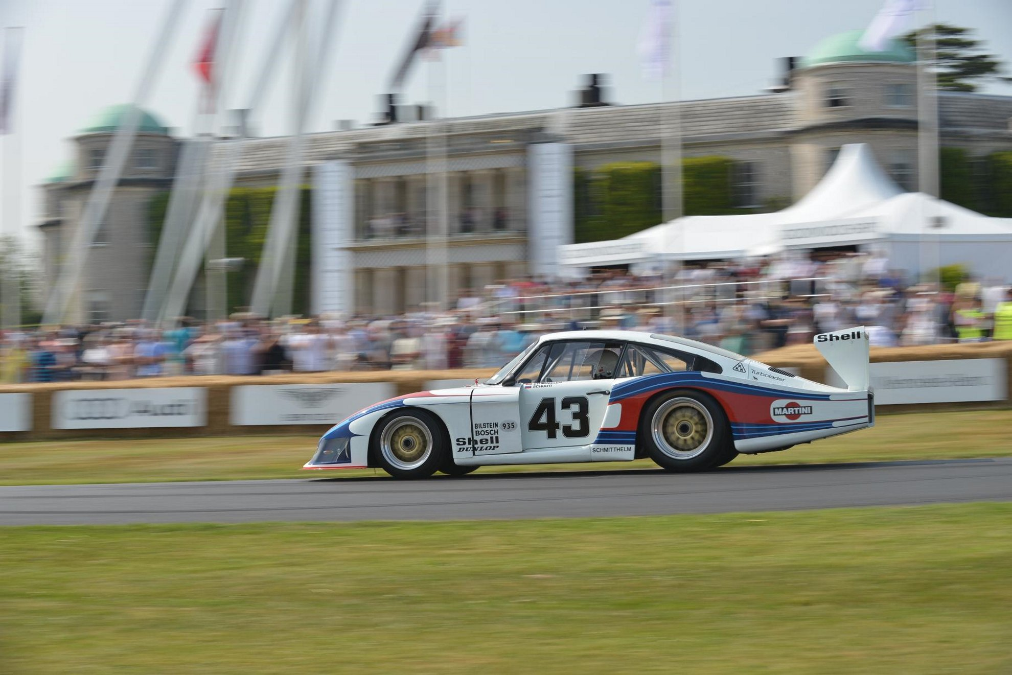 Porsche at the Goodwood_Festival_of_Speed