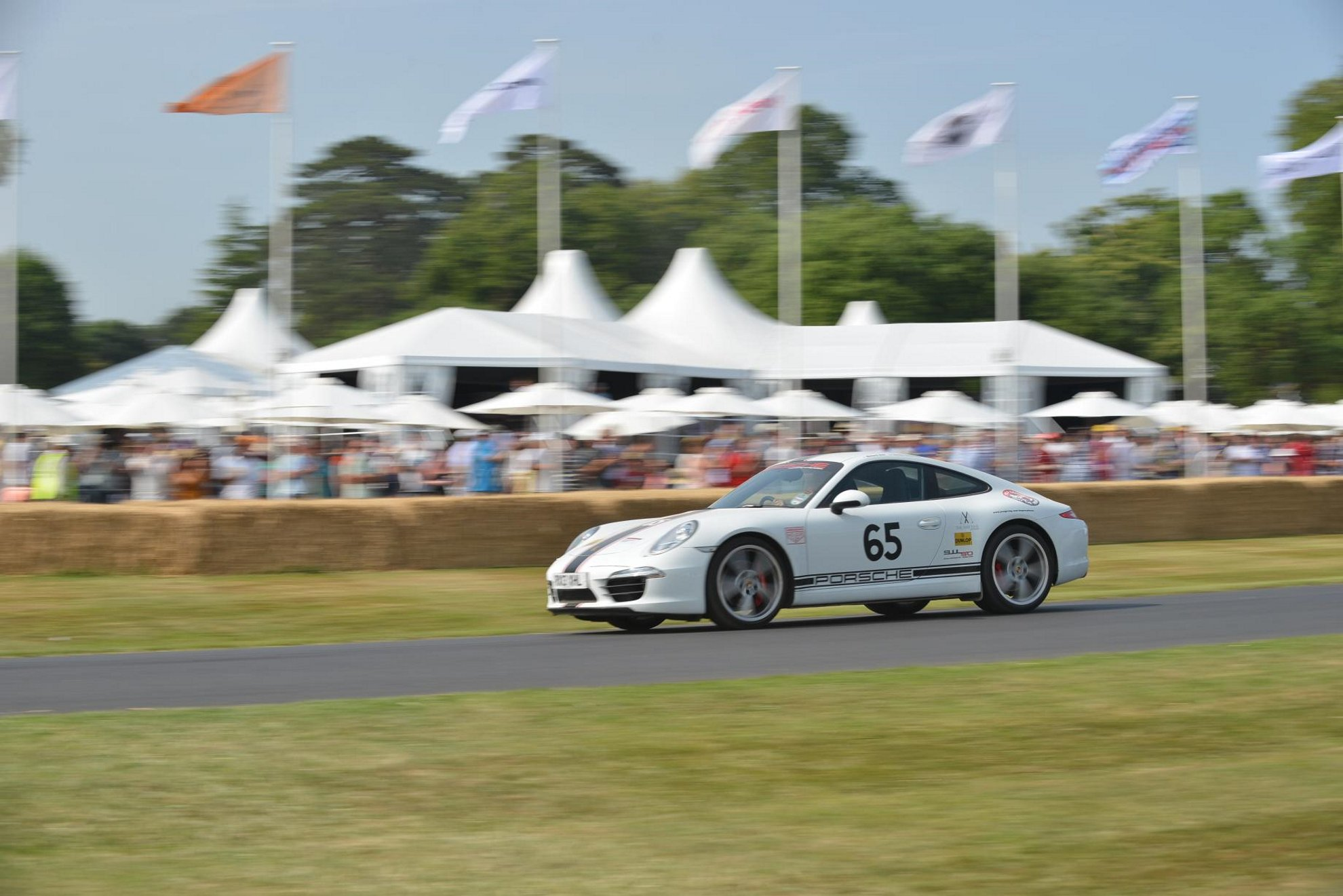 Porsche at the Goodwood Festival of Speed_2013