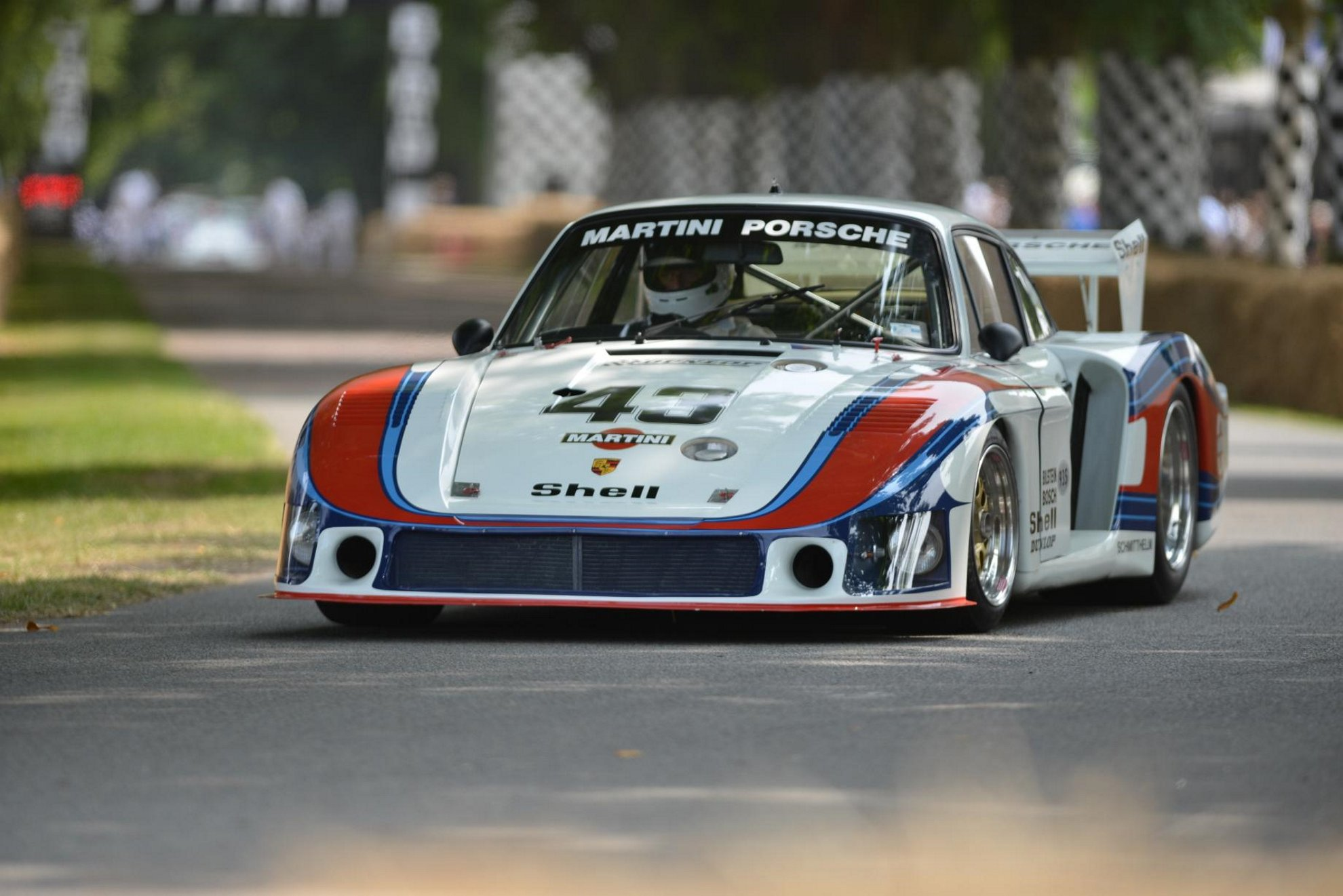 Racing Goodwood Festival of speed