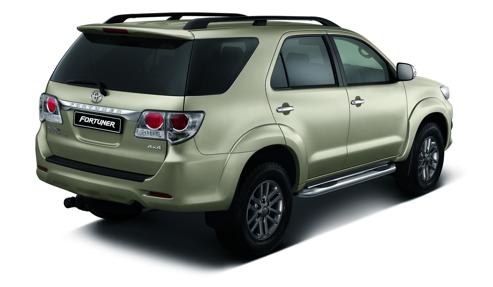 Toyota Fortuner LTD