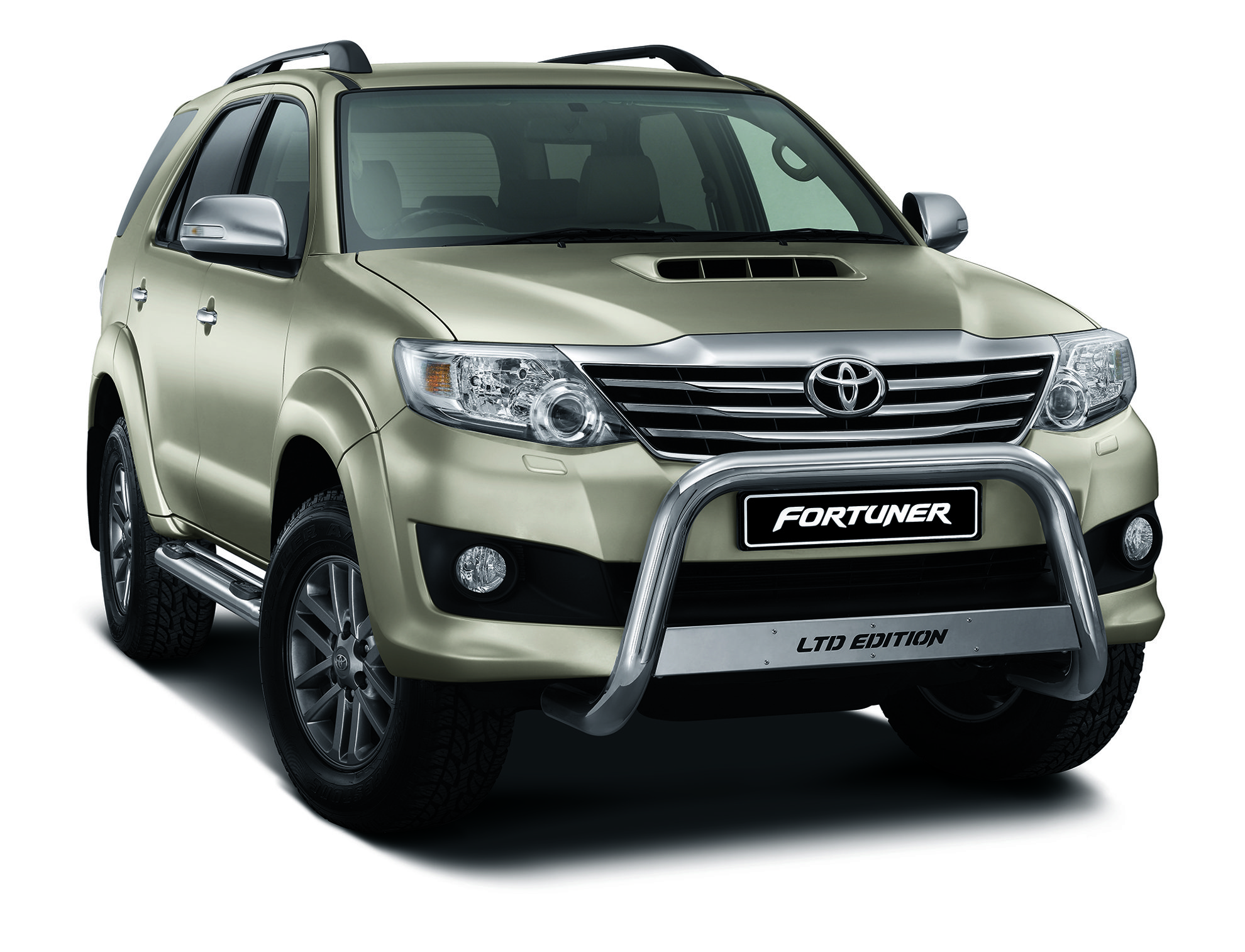 Toyota Fortuner LTD Edition