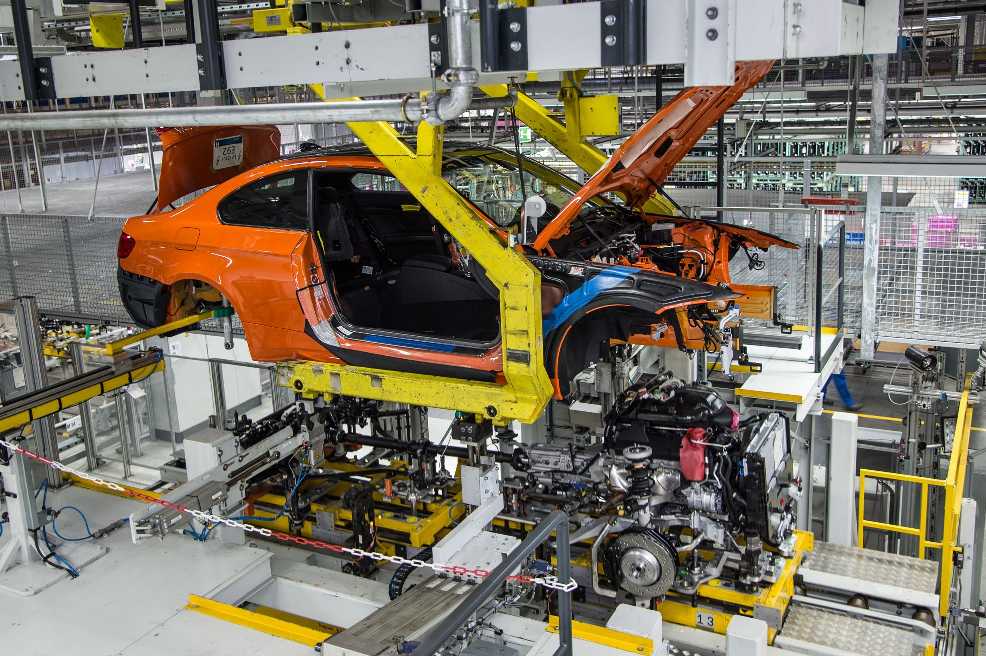 End of production BMW M3