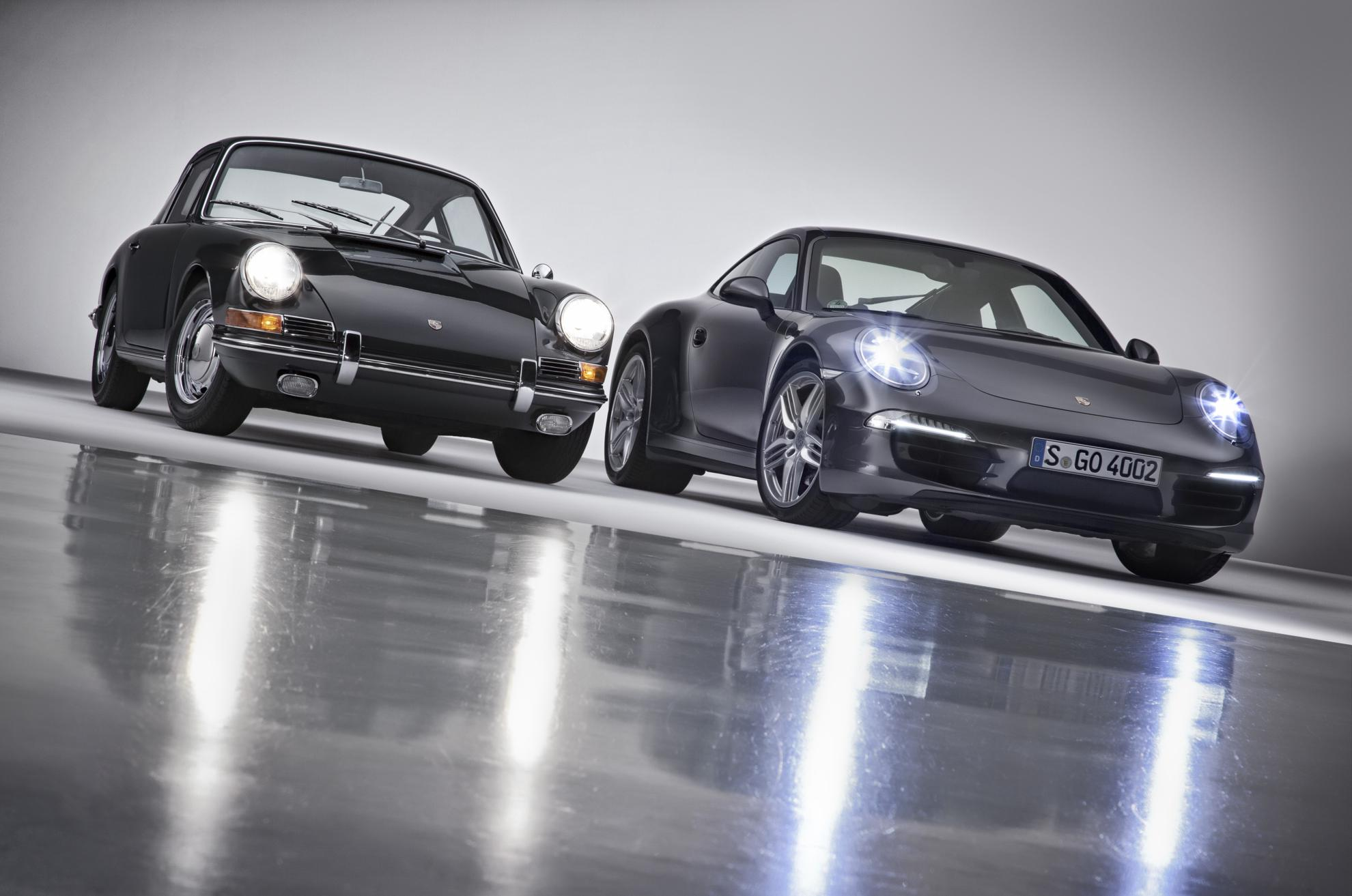 Porsche celebrates 50 Years of 911 at Goodwood Festival of Speed