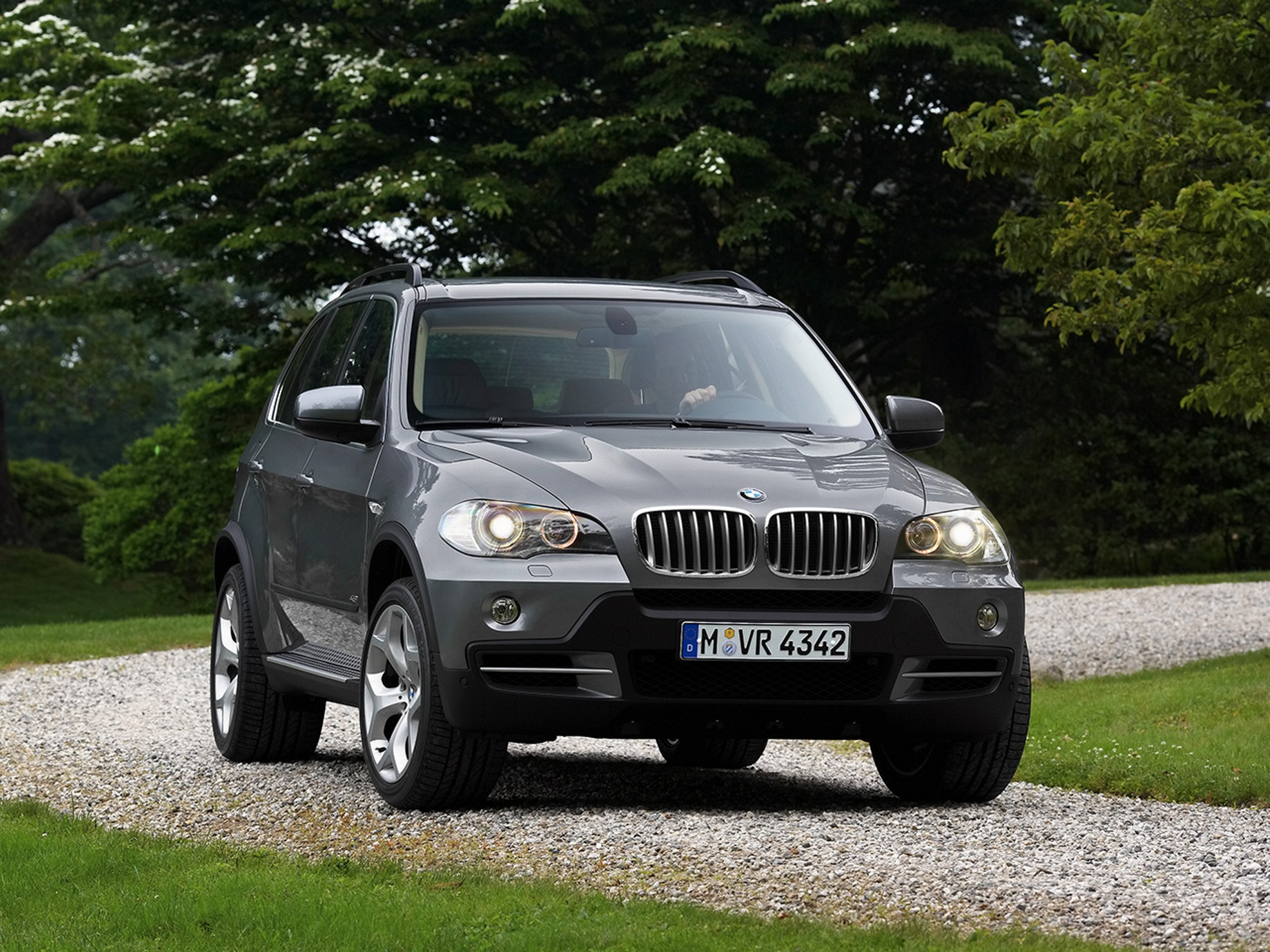 BMW X5 – ALL FIRST GENERATION E53