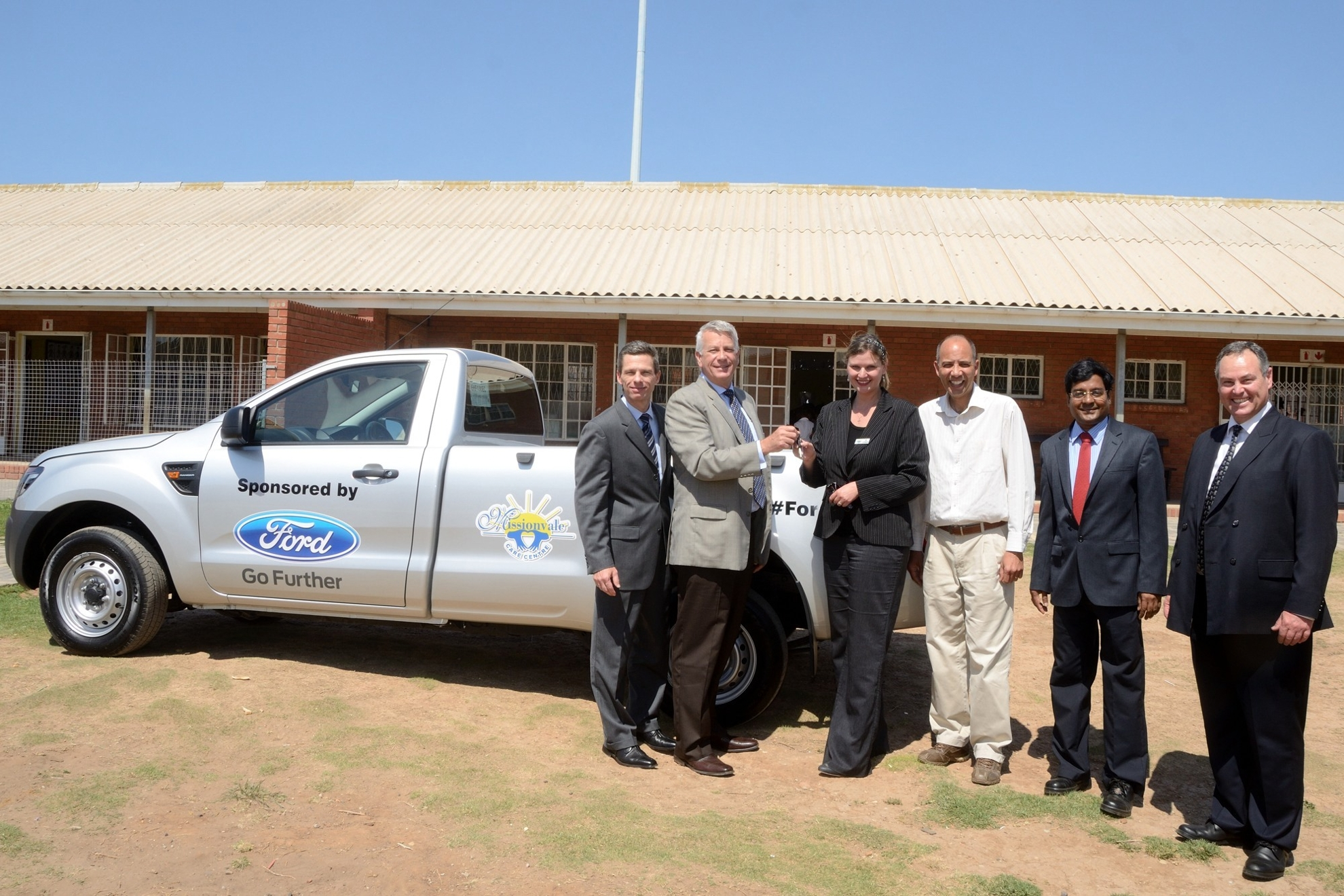 Ford South Africa Charity